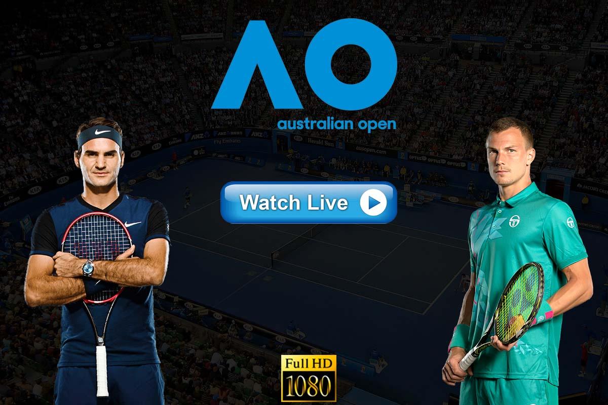Federer vs Fucsovics live streaming Reddit