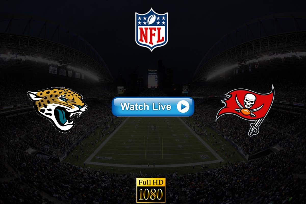 Jaguars vs Buccaneers live streaming Reddit