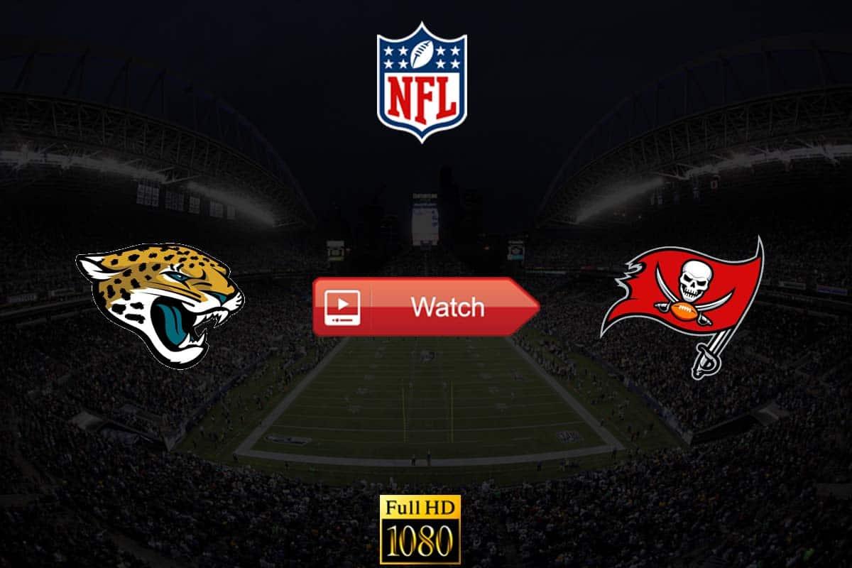 Jaguars vs Buccaneers live stream reddit
