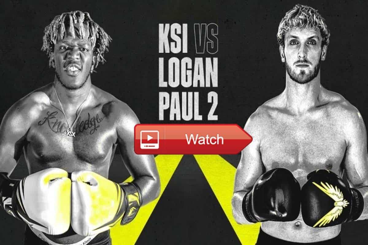 KSI vs Logan Paul online reddit