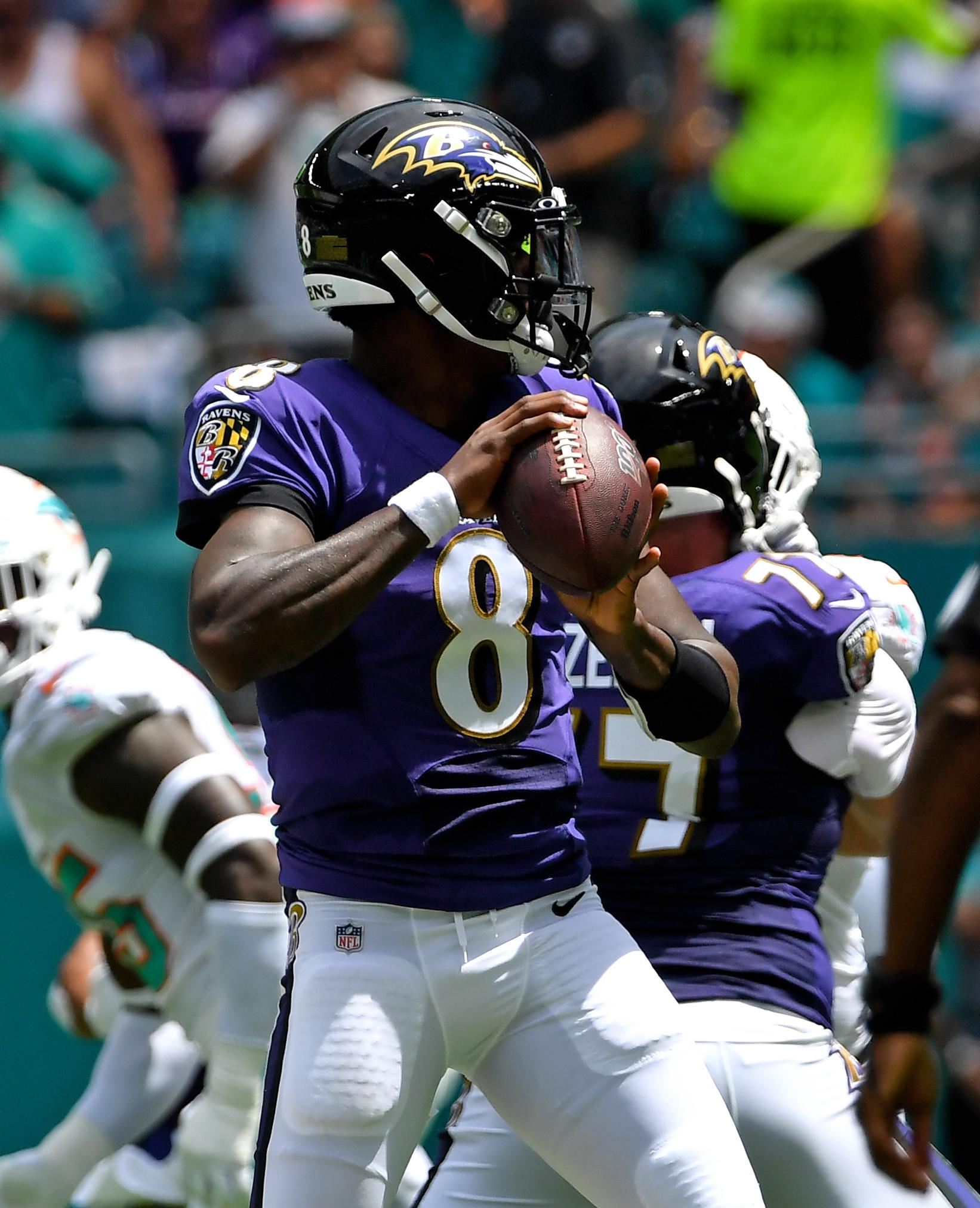 Top five NFL performers in Week 11
