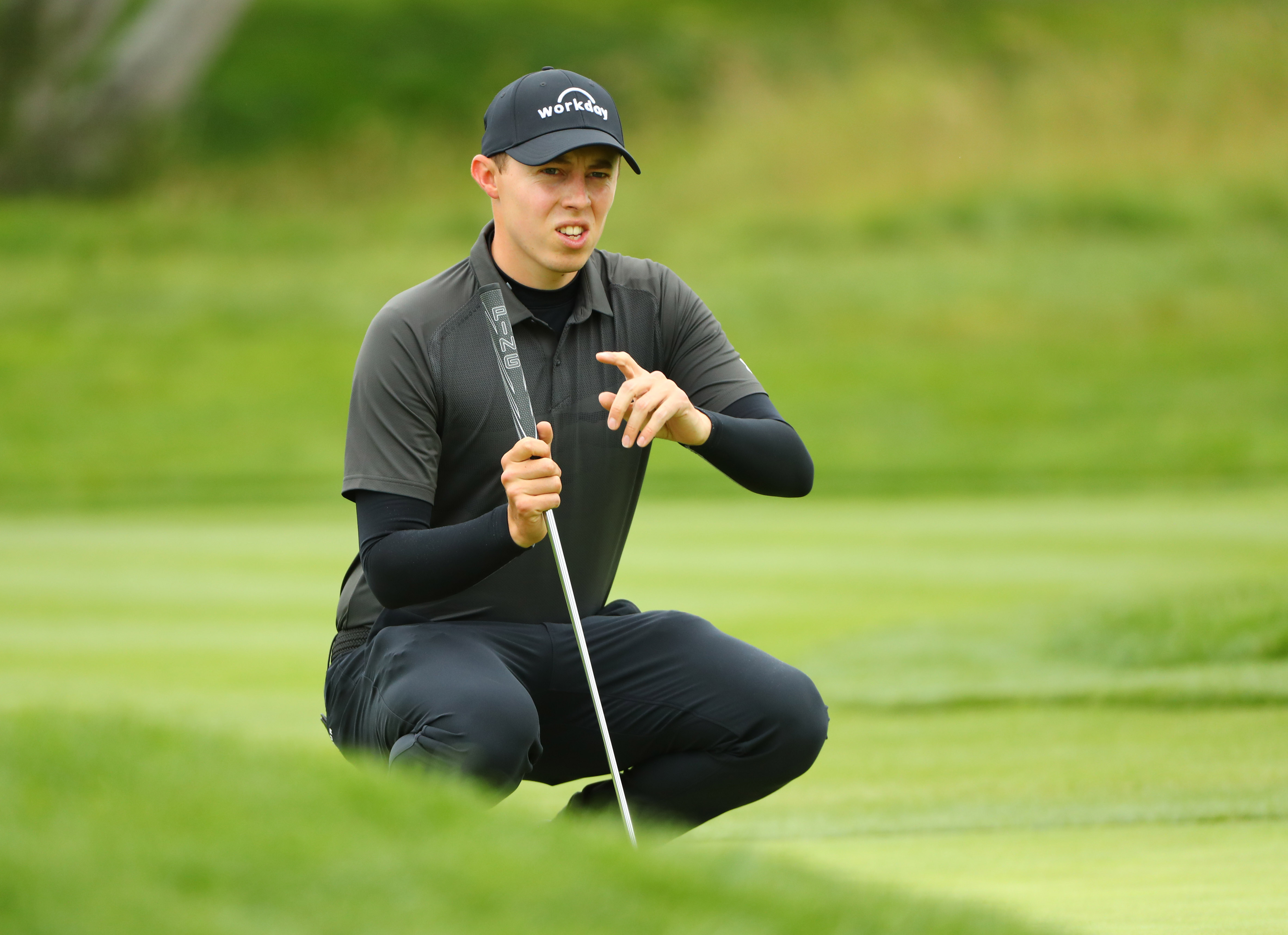 Matthew Fitzpatrick leads after second round of 2019 WGC HSBC Champions event in Shanghai