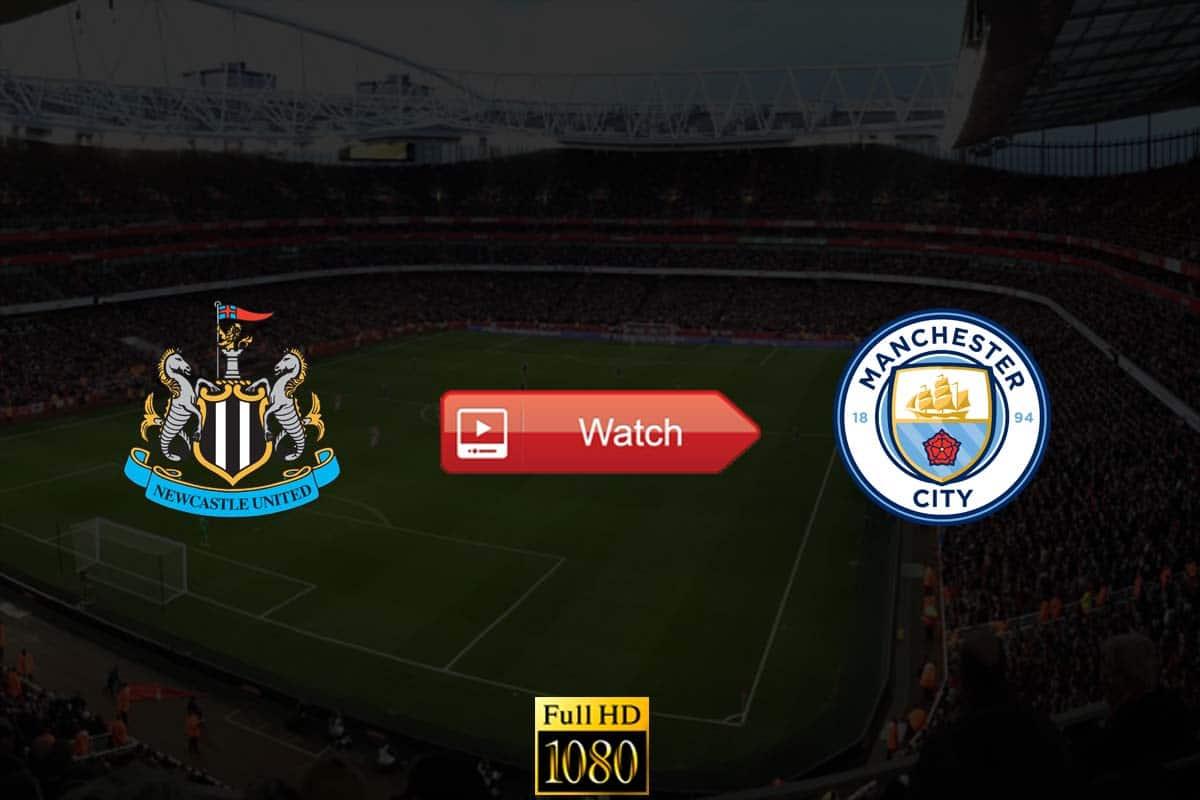 Manchester City vs Newcastle United live stream Reddit