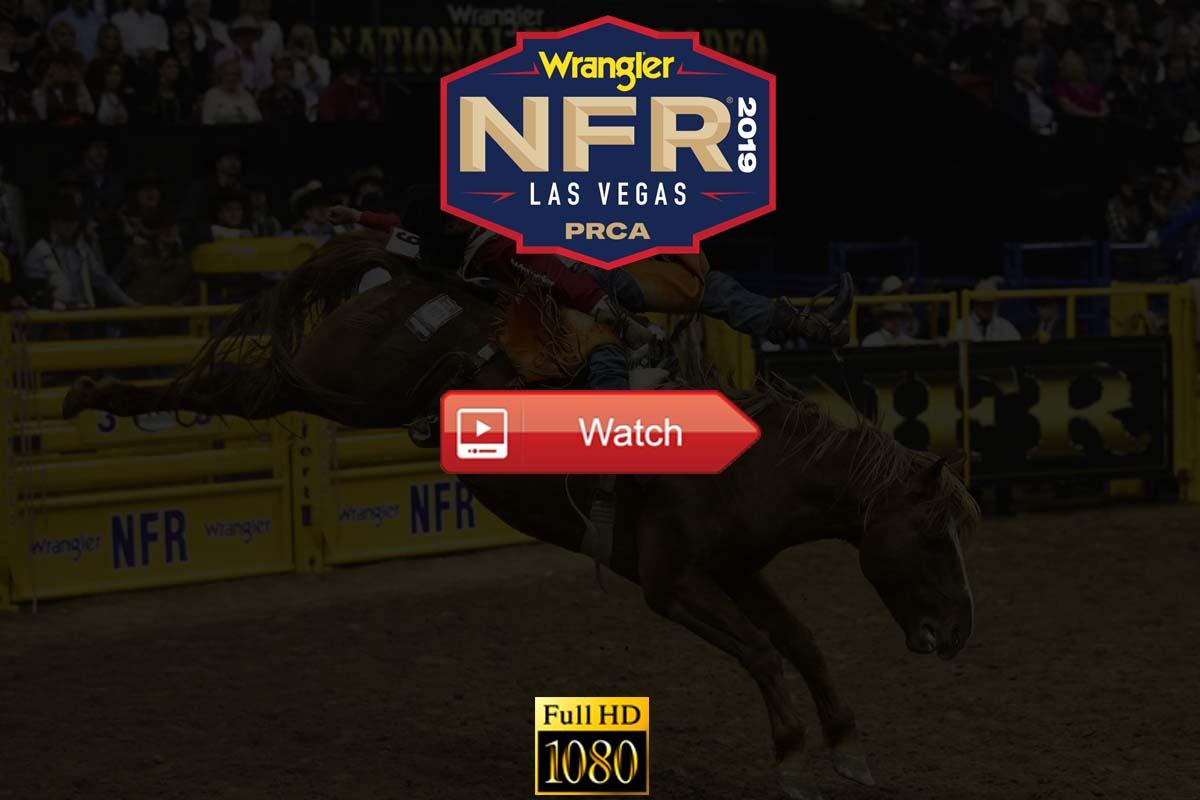 National Finals Rodeo live stream Reddit