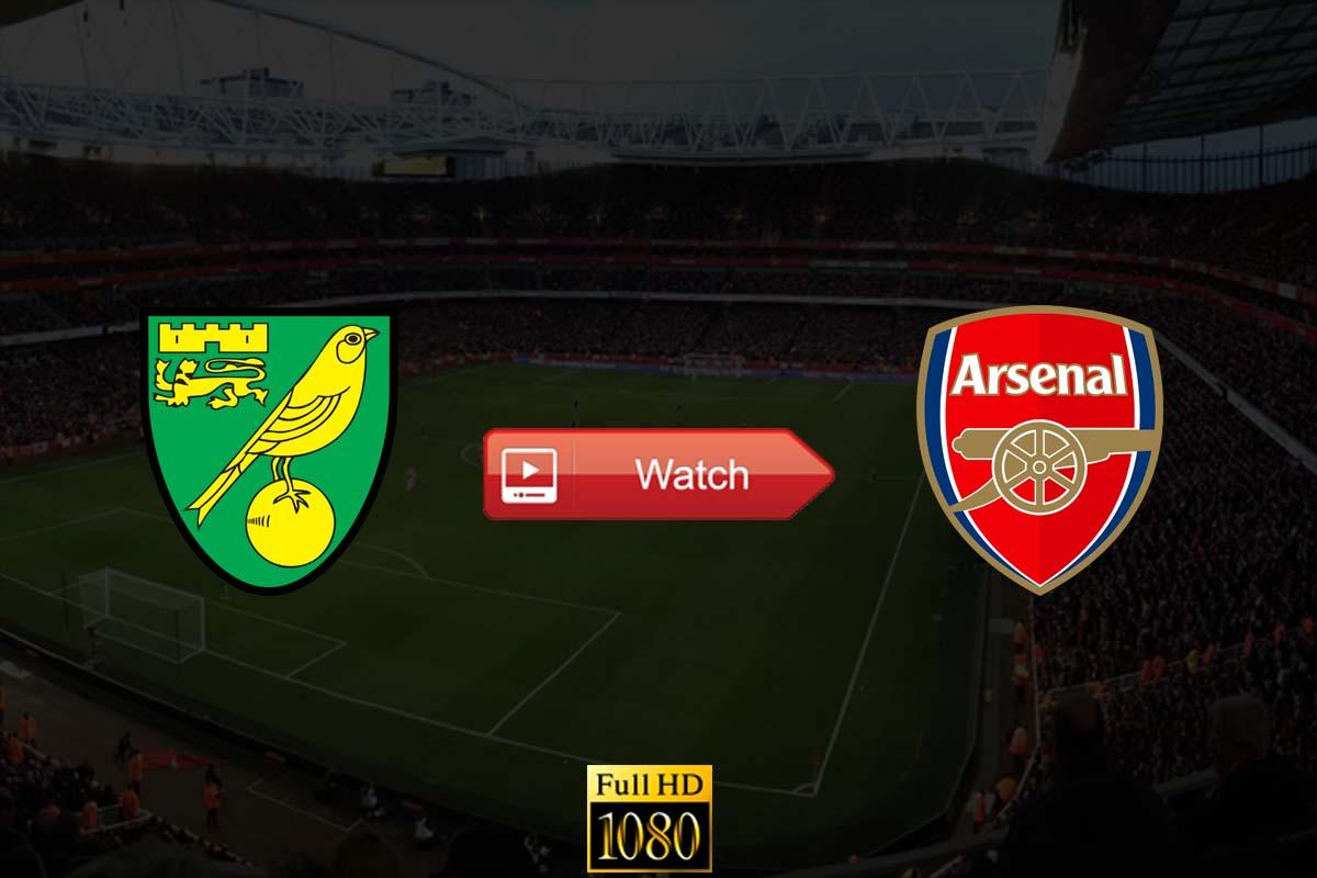 Arsenal vs Norwich City live stream Reddit