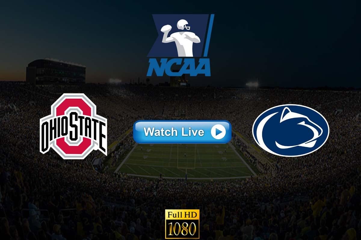 Ohio State vs Penn State live streaming reddit