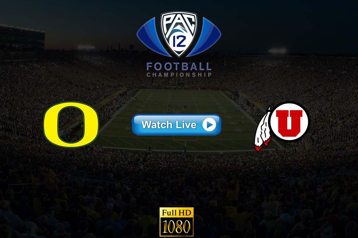 Oregon vs Utah live streaming Reddit