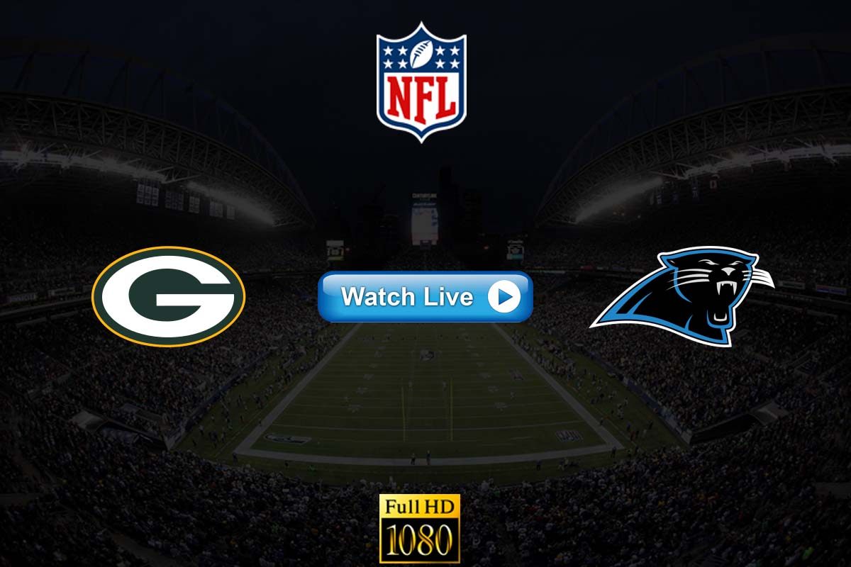 Packers vs Panthers live streaming reddit