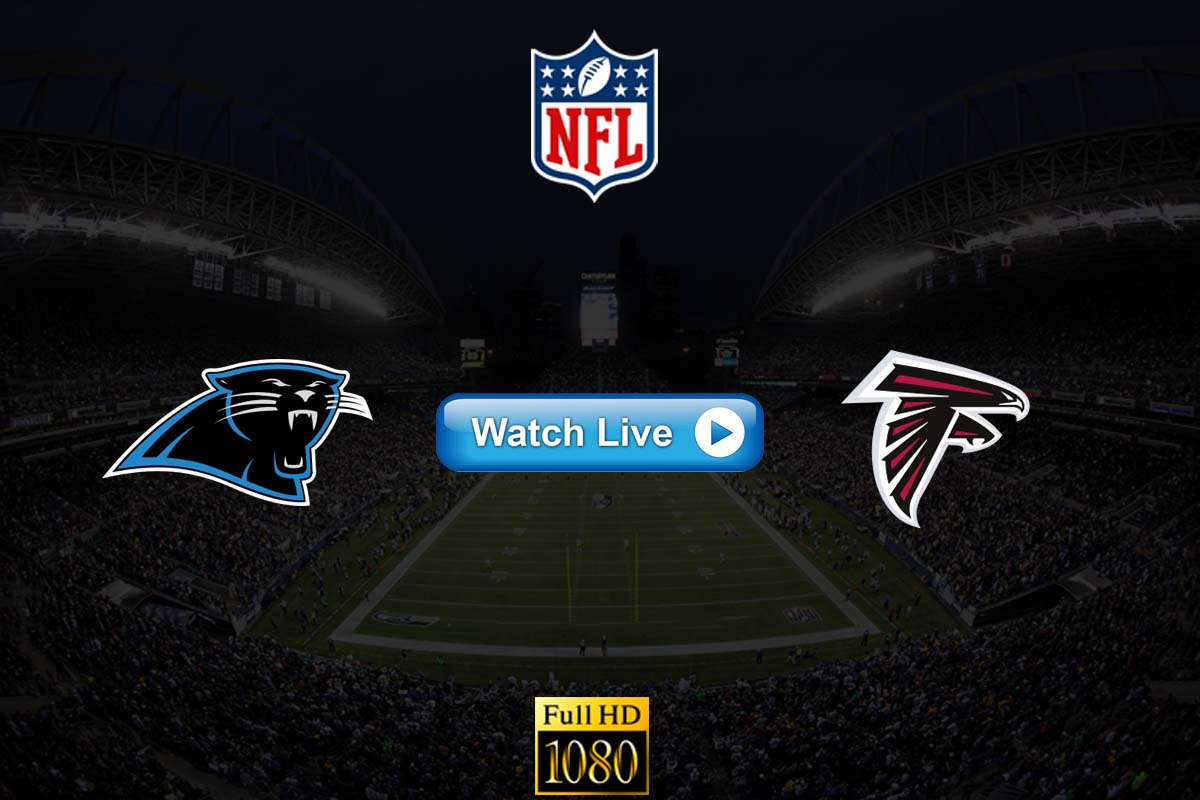 Panthers vs Falcons live streaming reddit