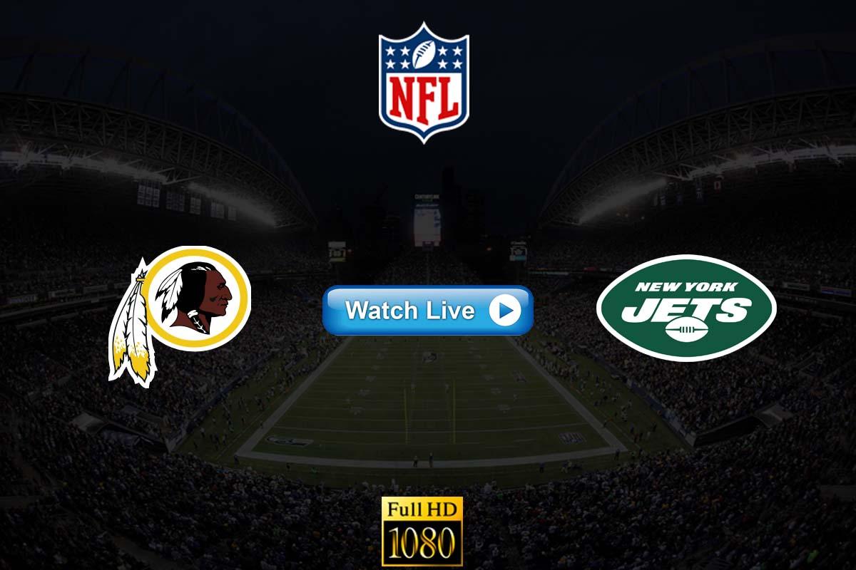 Resskins vs Jets live streaming reddit