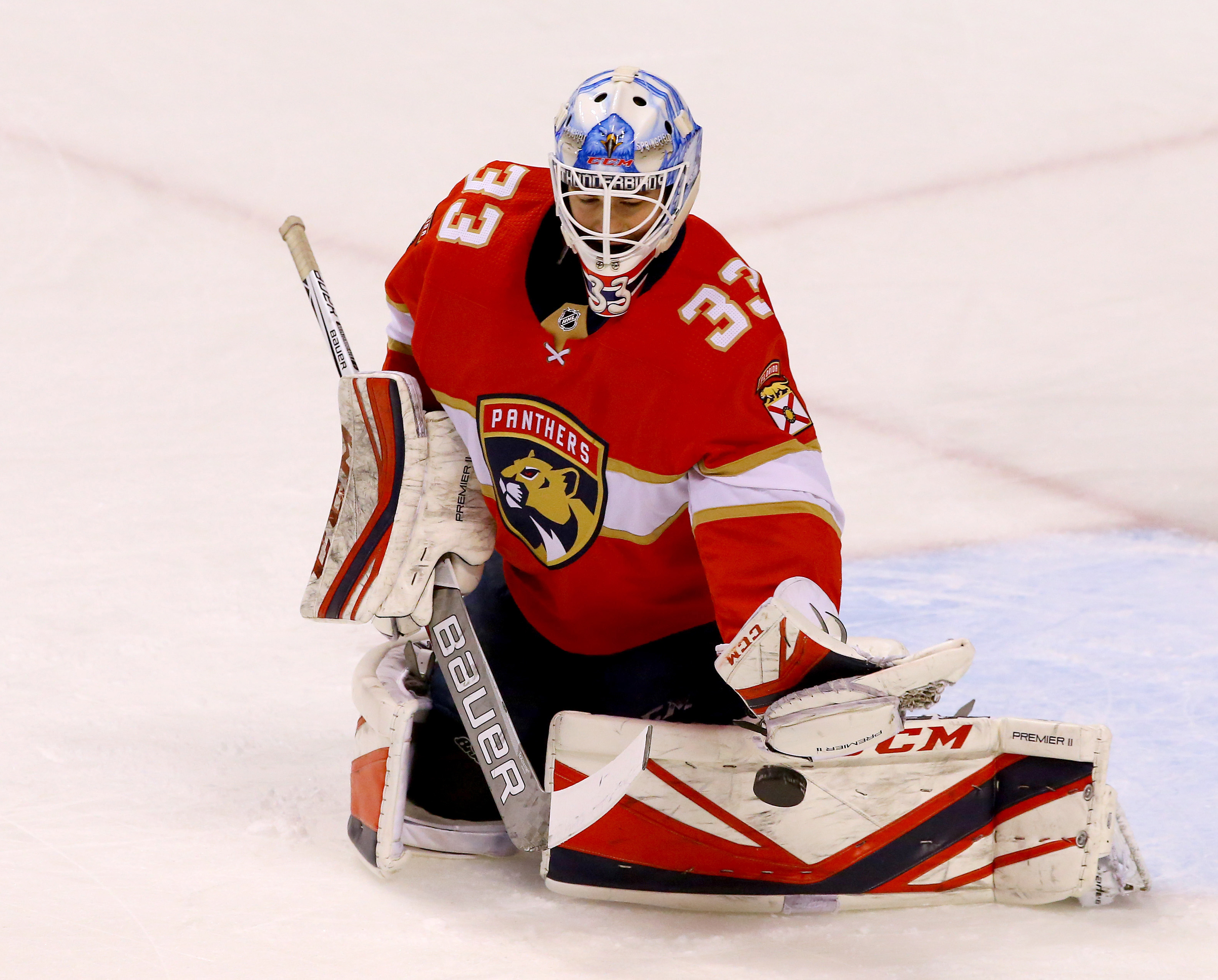 Florida Panthers deliver outstanding comeback