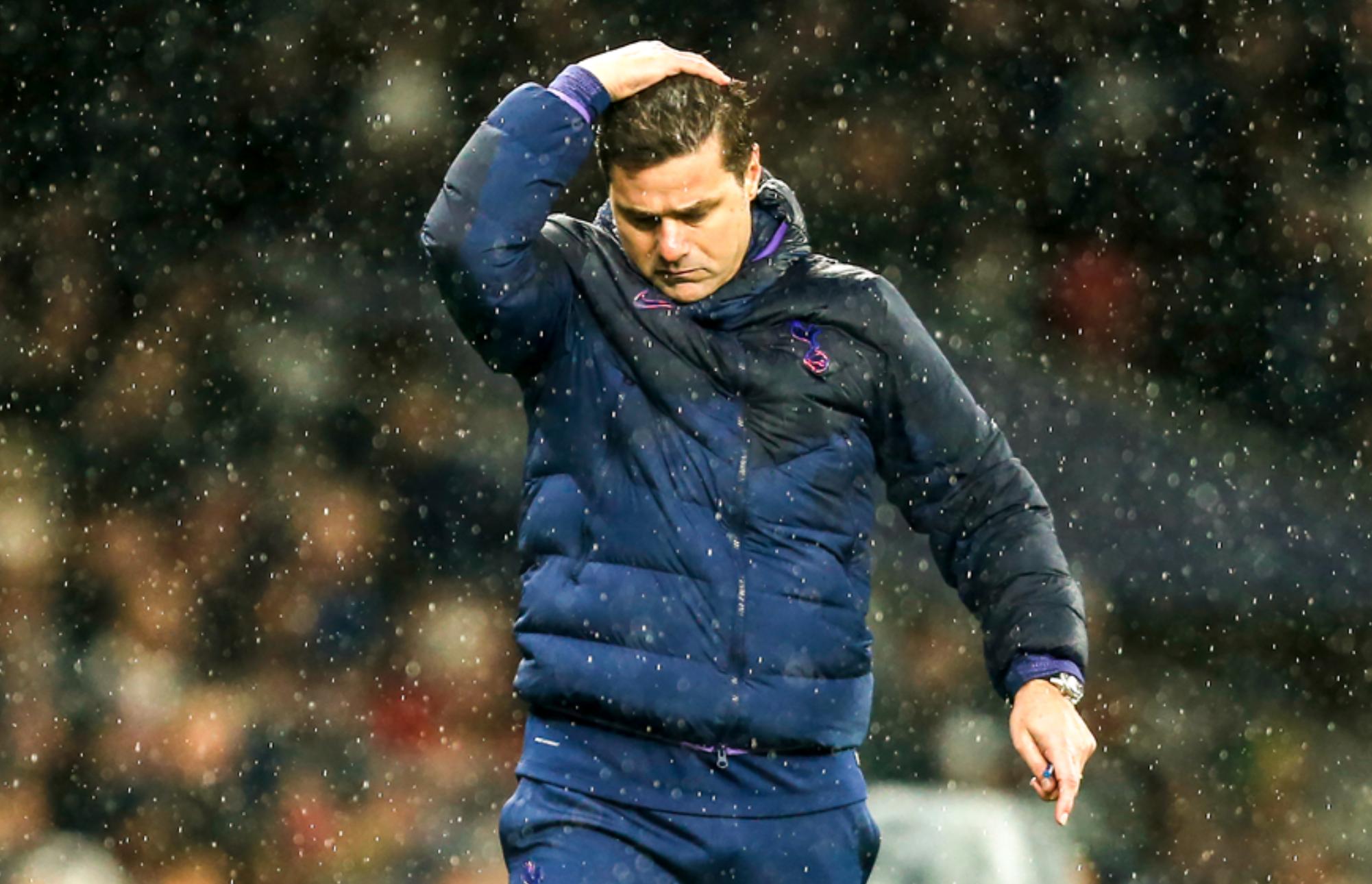 Mauricio Pochettino sacked after Tottenham's disappointing start to season