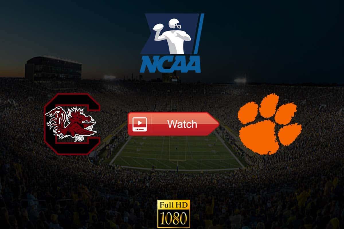 South Carolina vs Clemson live stream Reddit