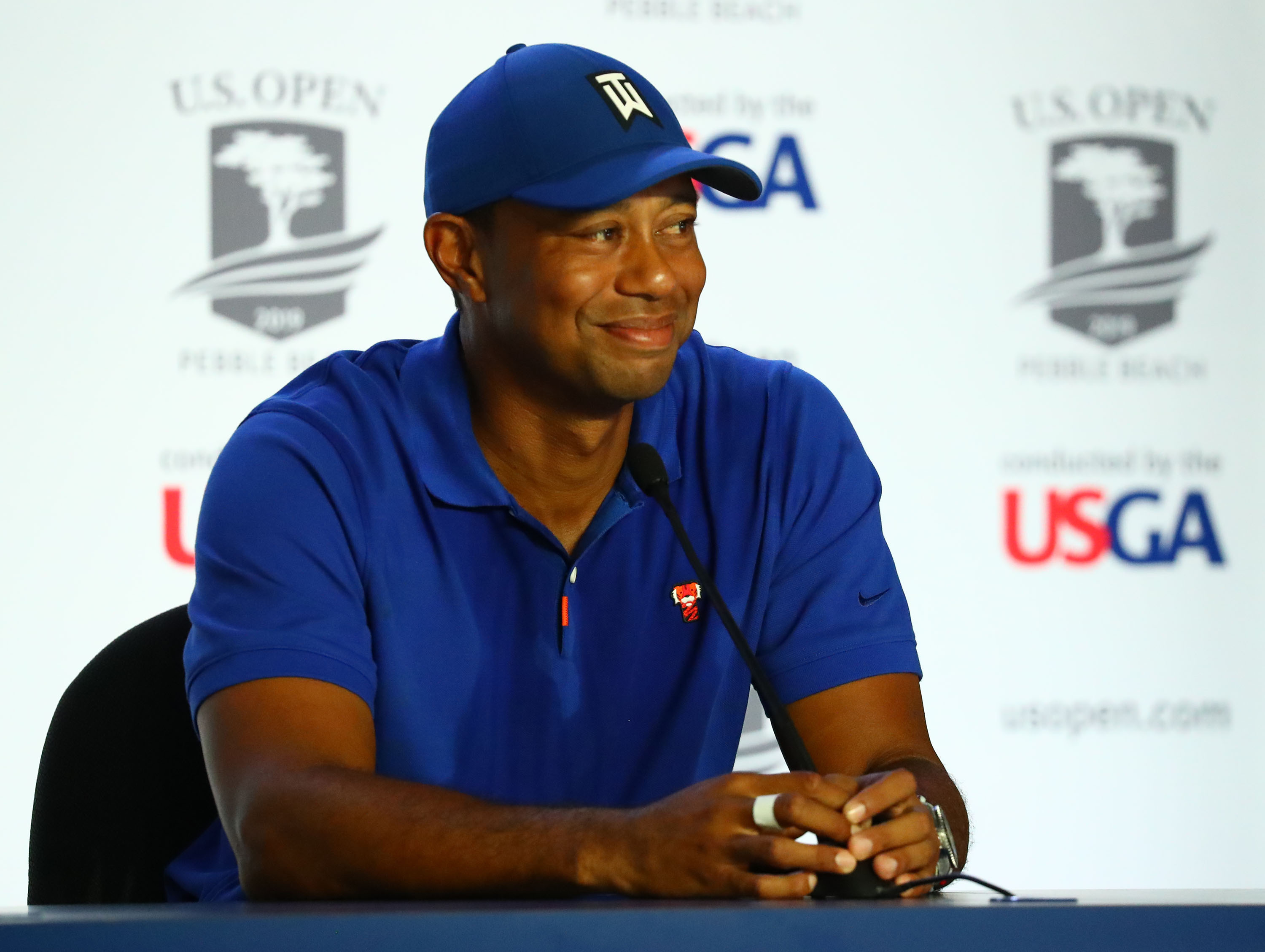 Tiger Woods picks himself for 2019 Presidents Cup