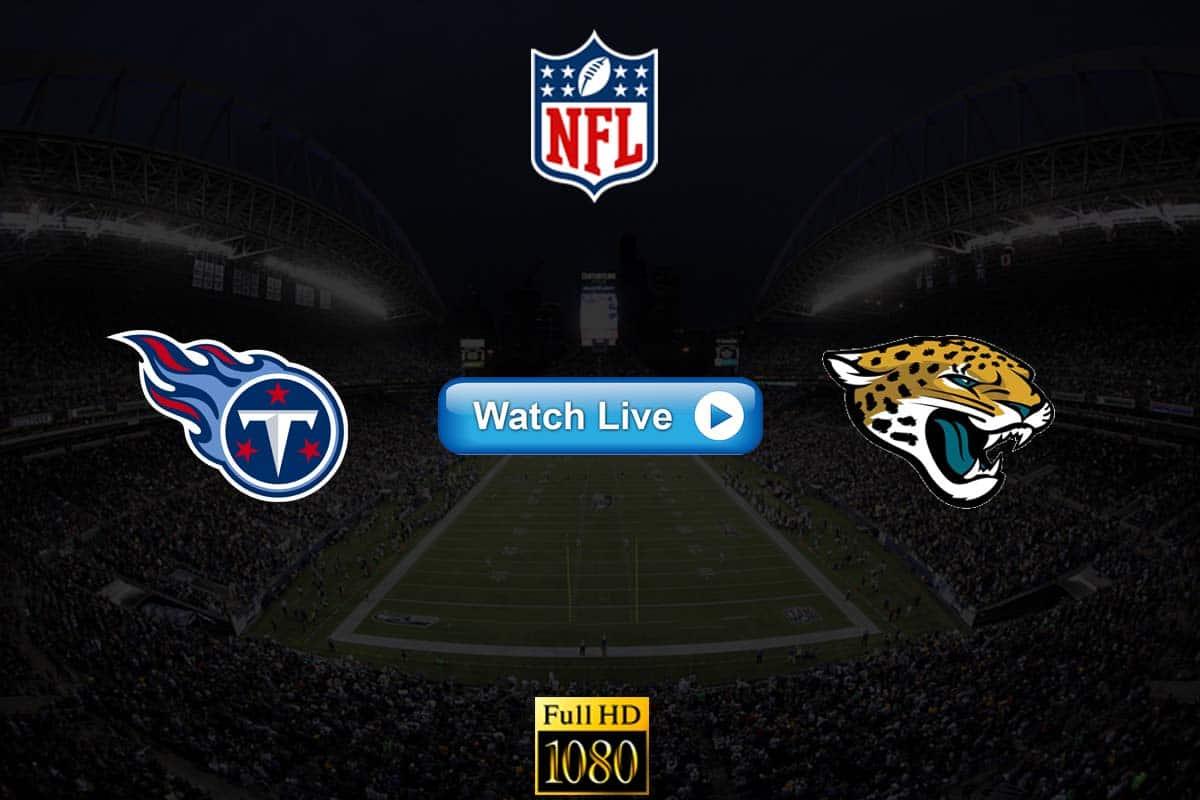 Titans vs Jaguars live streaming reddit