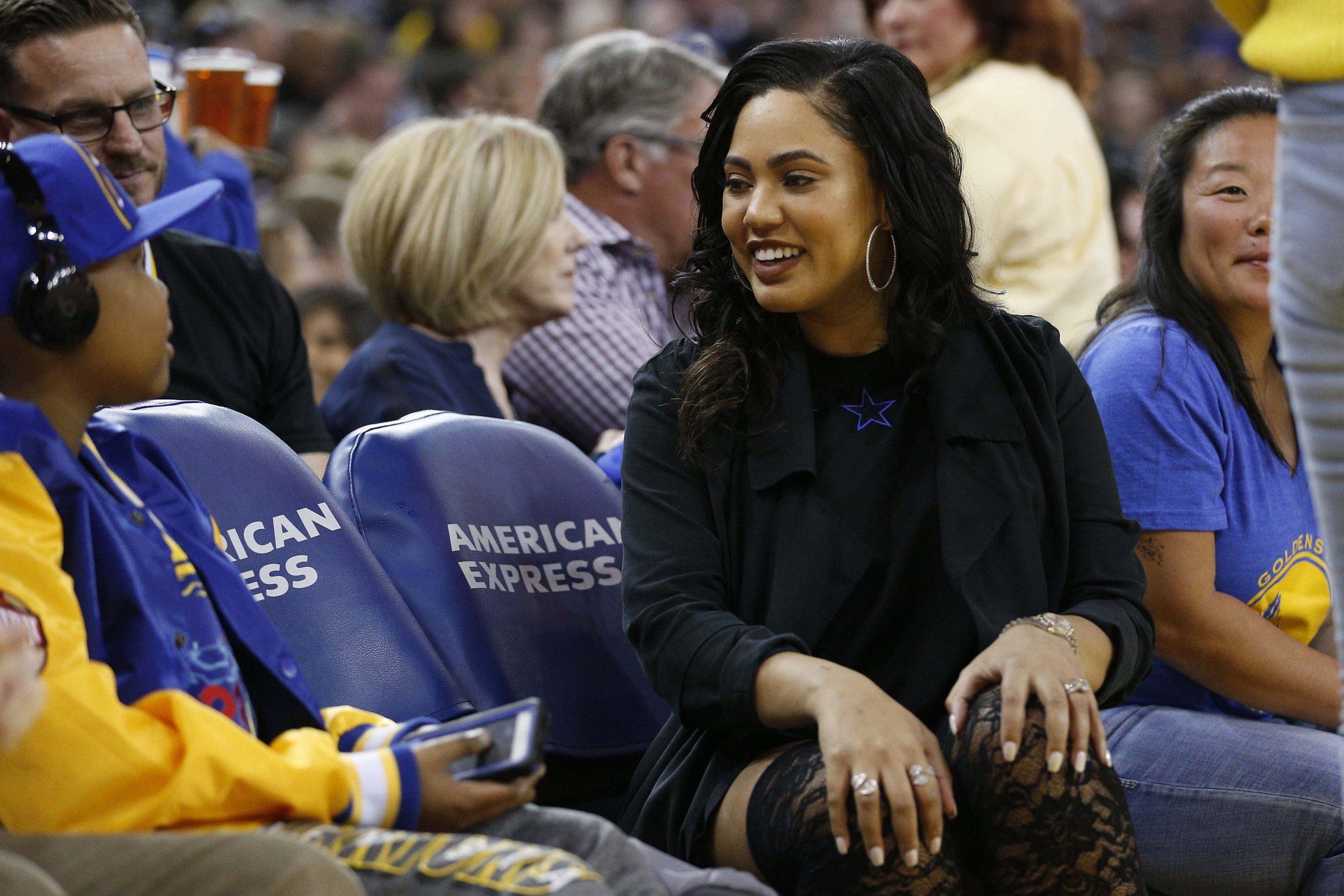 Ayesha Curry hints at Warriors tanking this season after Steph's injury