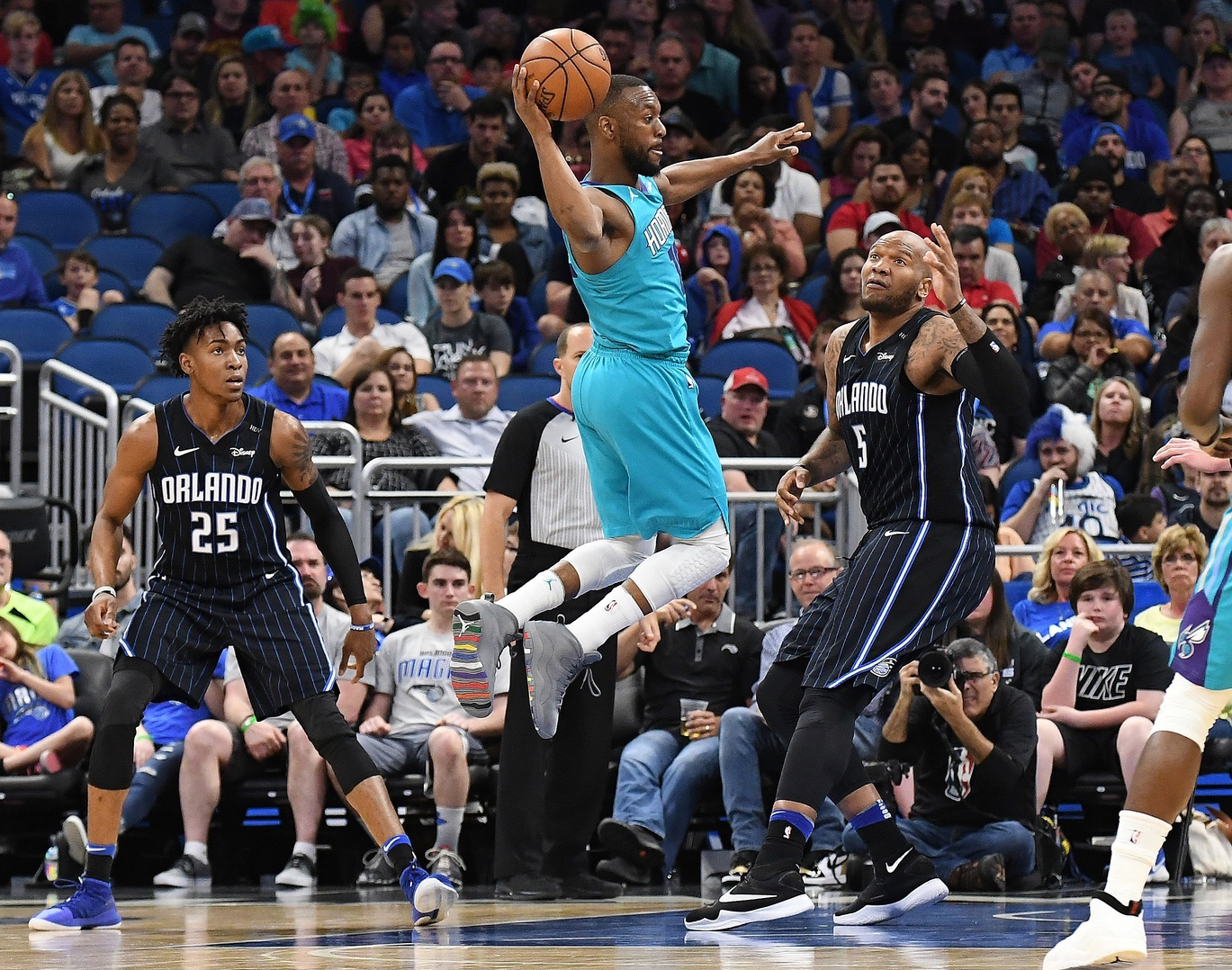 Your Morning Dump... Where Kemba's return means the world to Charlotte