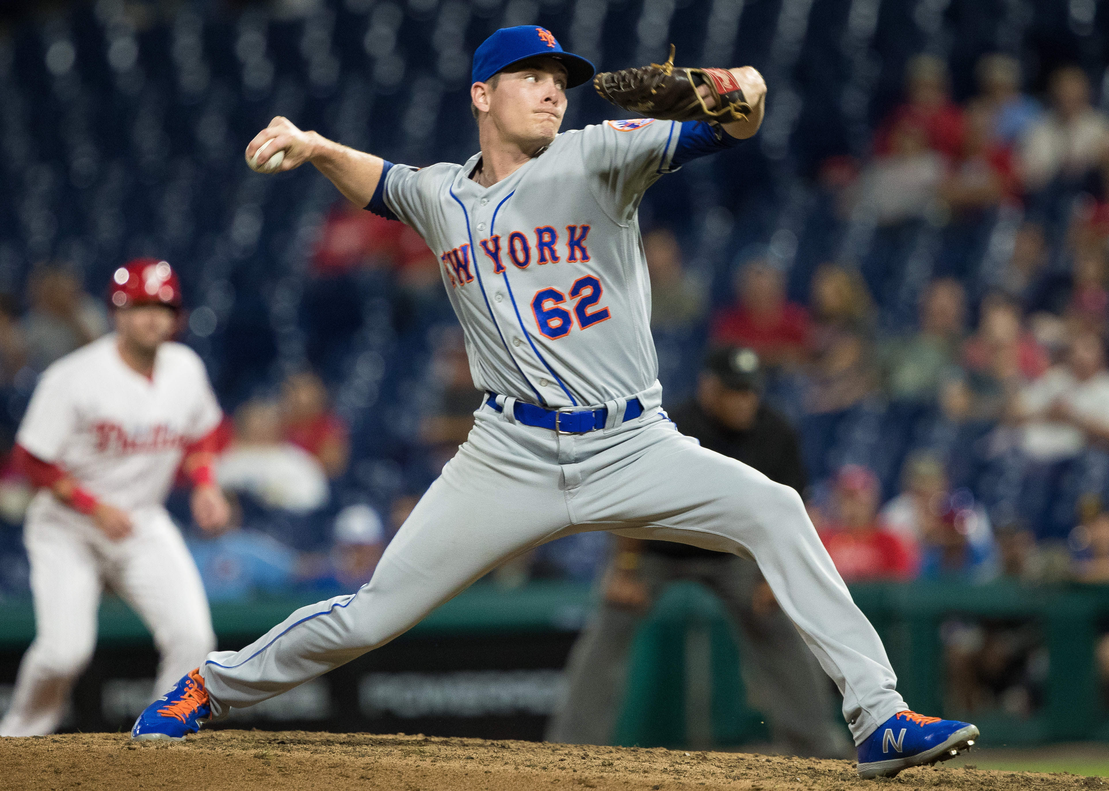 Mike's Mets Player Review Series: Drew Smith