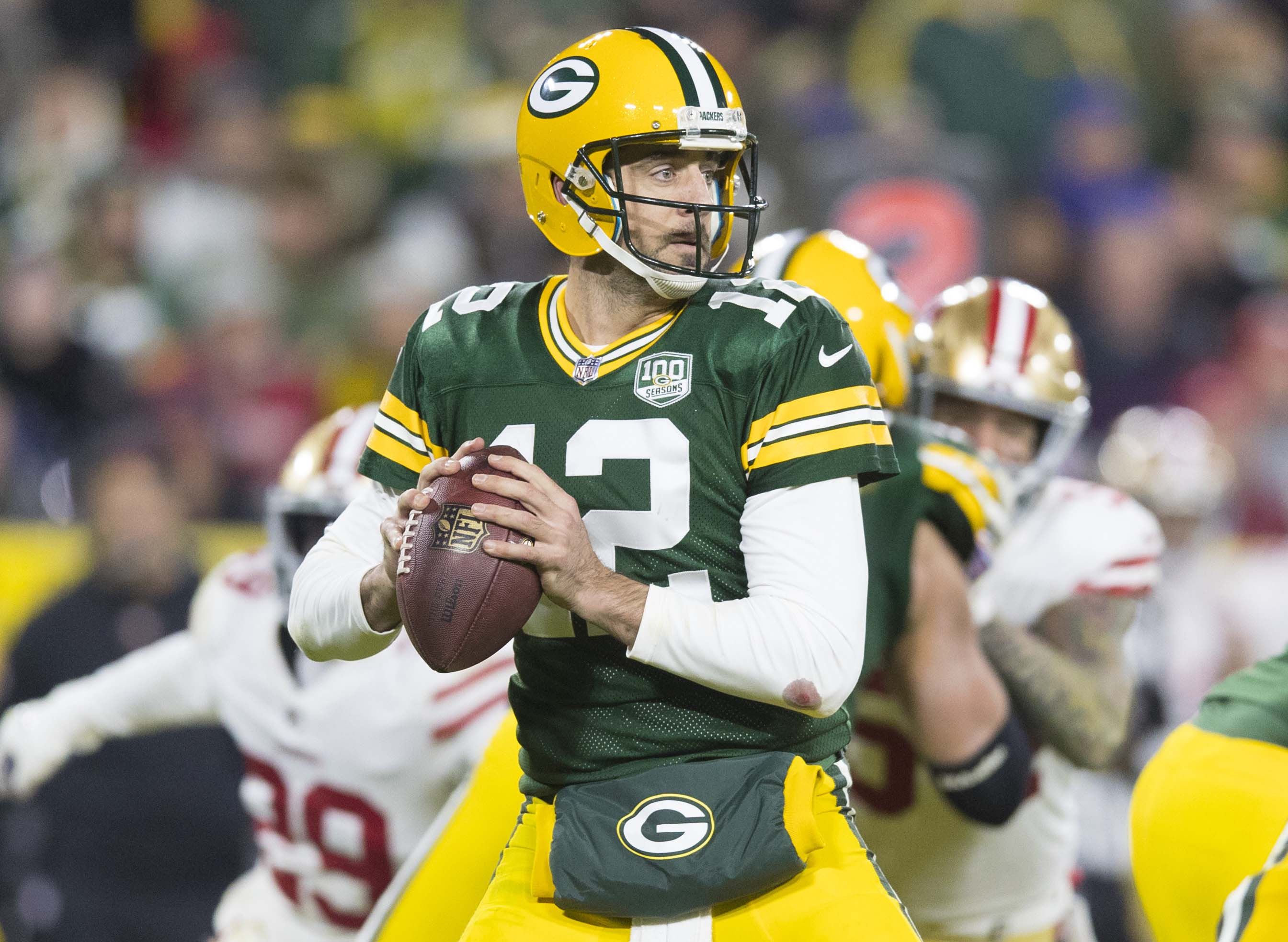 Packers QB Aaron Rodgers Has Extra Incentive Sunday Against the 49ers