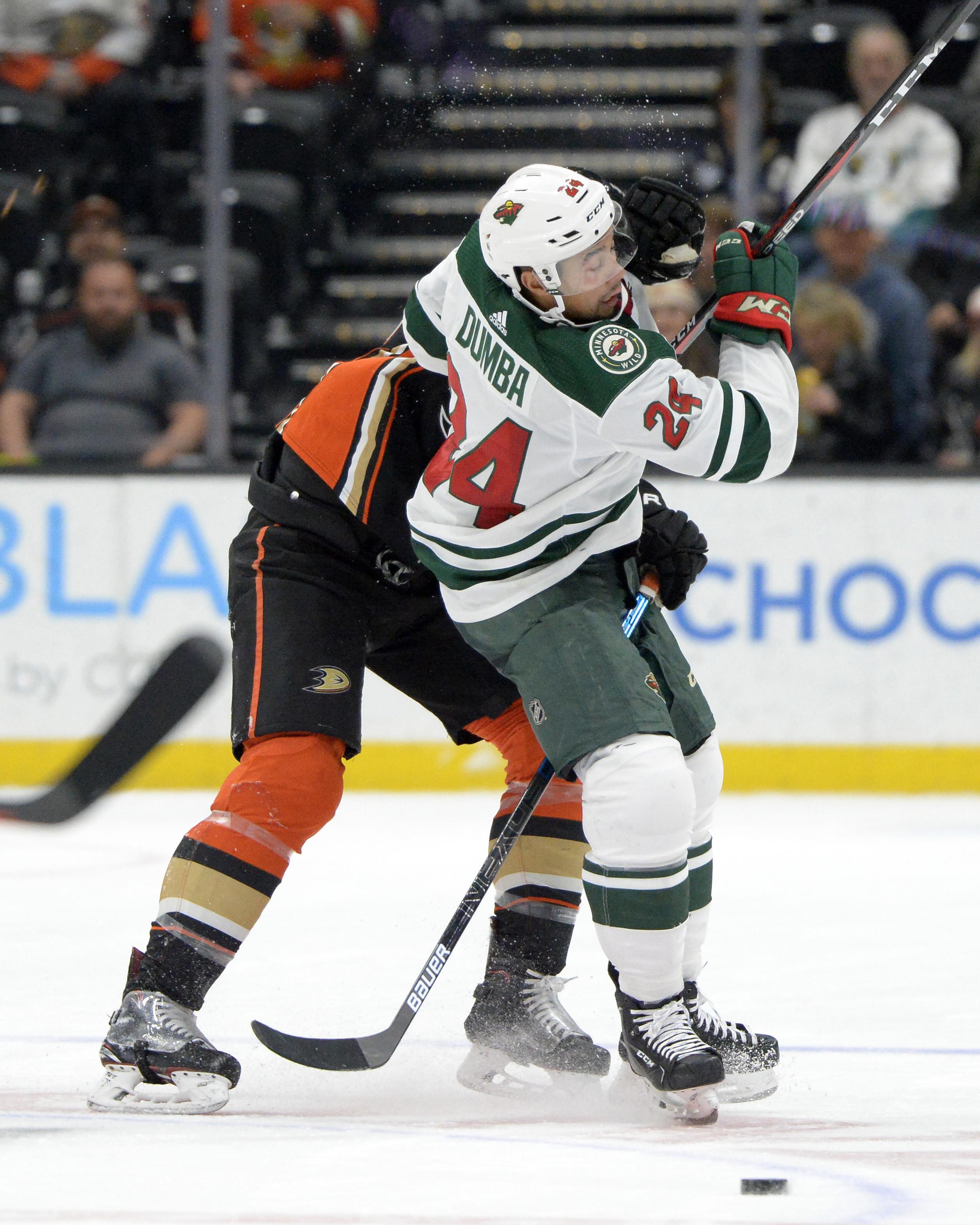 Game Preview: Minnesota Wild vs. Anaheim Ducks 11/5/19 @ 9:00PM CST at Honda Center