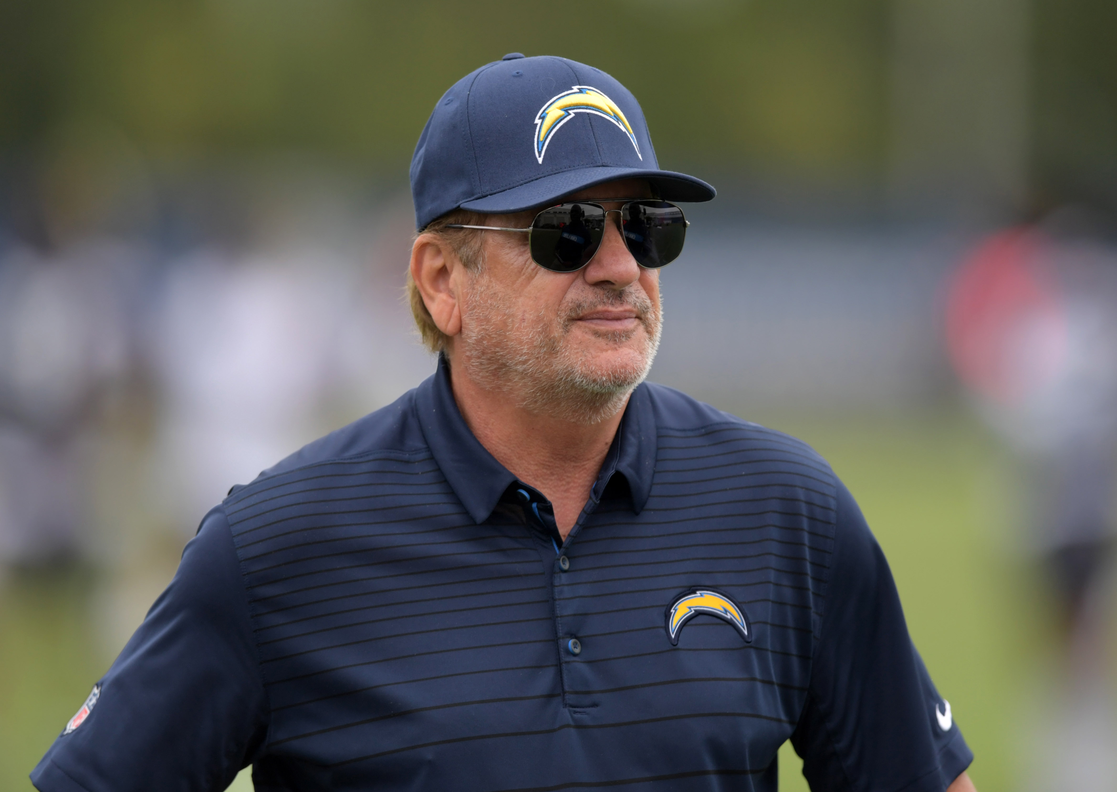 Chargers owner furiously denies London rumors with NSFW response