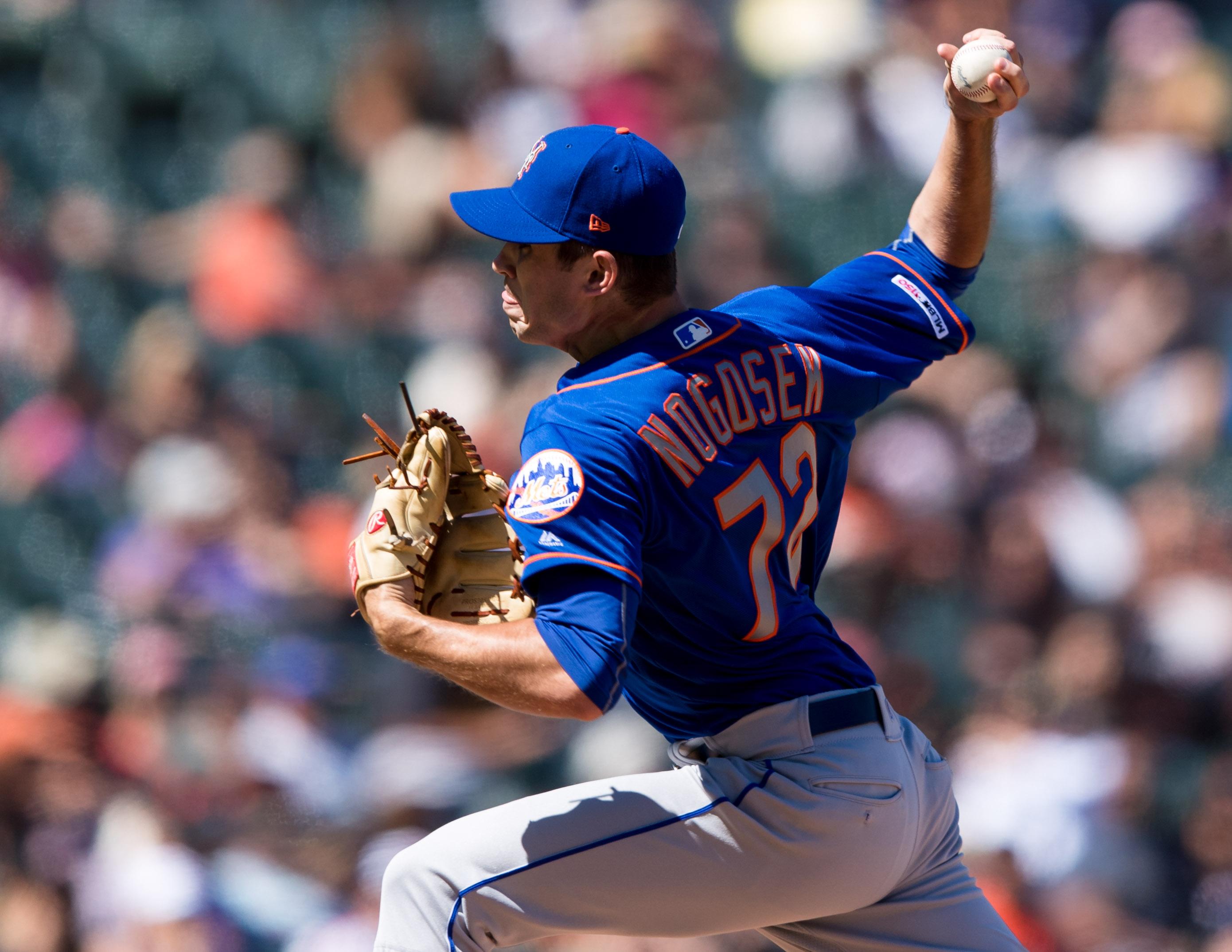 Mike's Mets Player Review Series: Stephen Nogosek