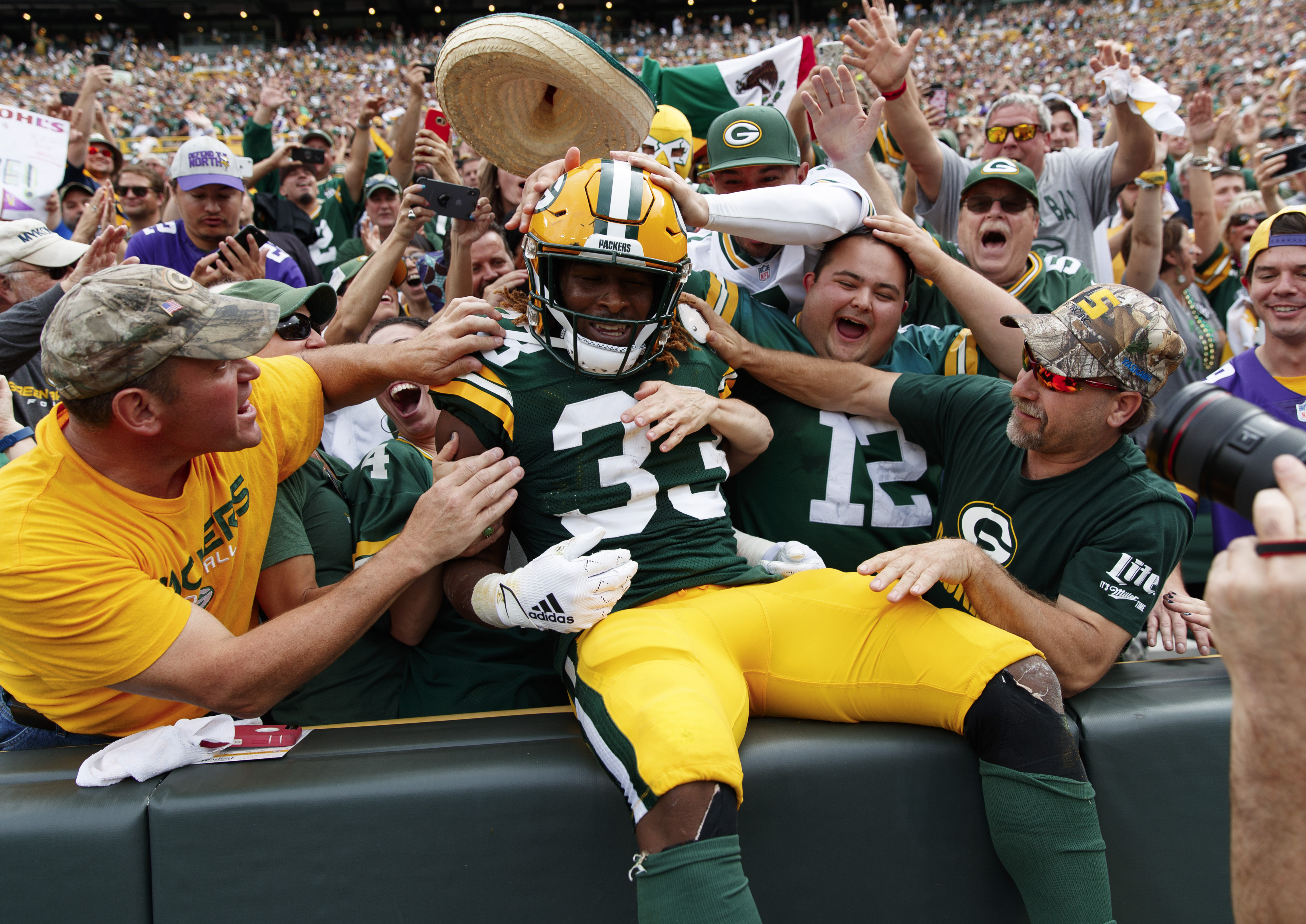 Ten Things Packers Fans Have to be Thankful for This Thanksgiving