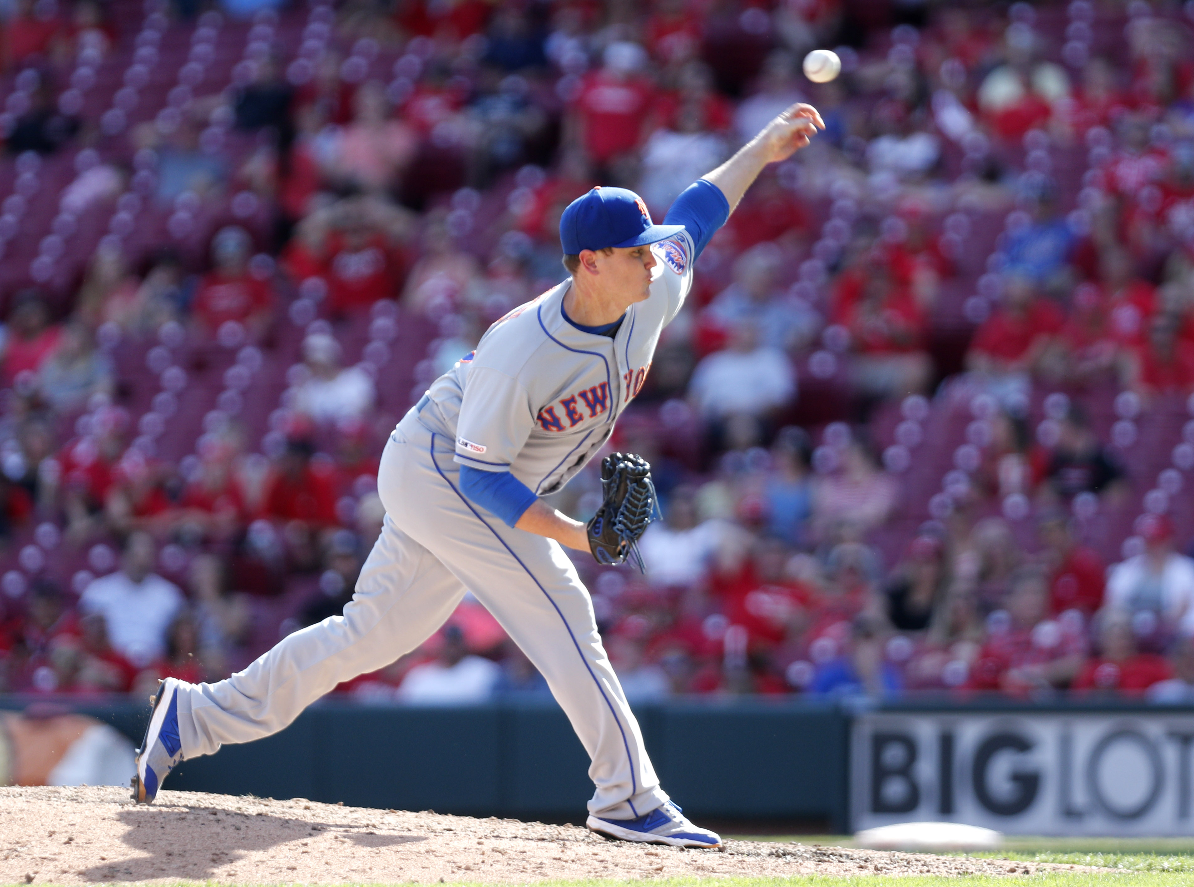 Mike's Mets Player Review Series: Justin Wilson