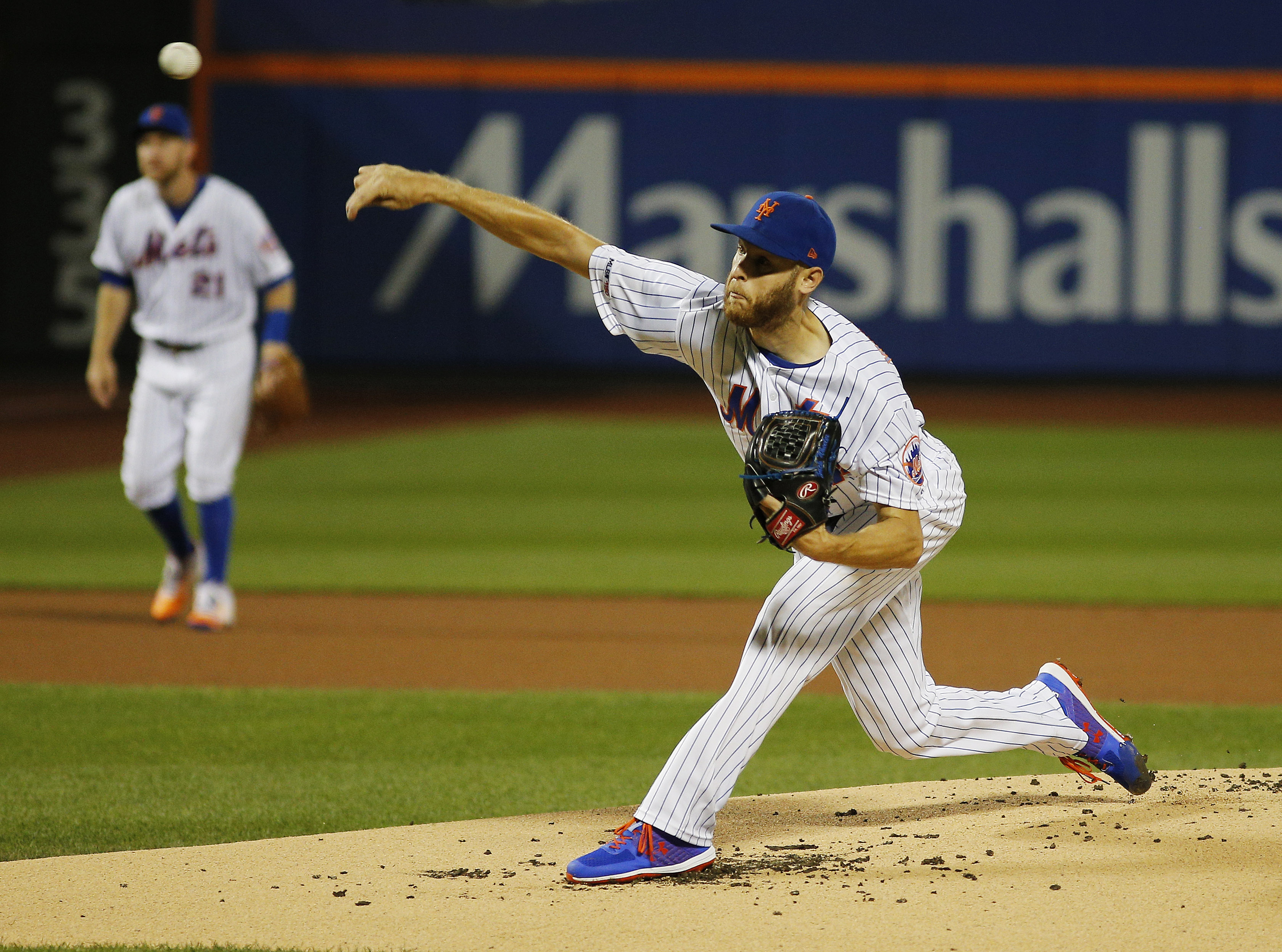 Mike's Mets Player Review Series: Zack Wheeler