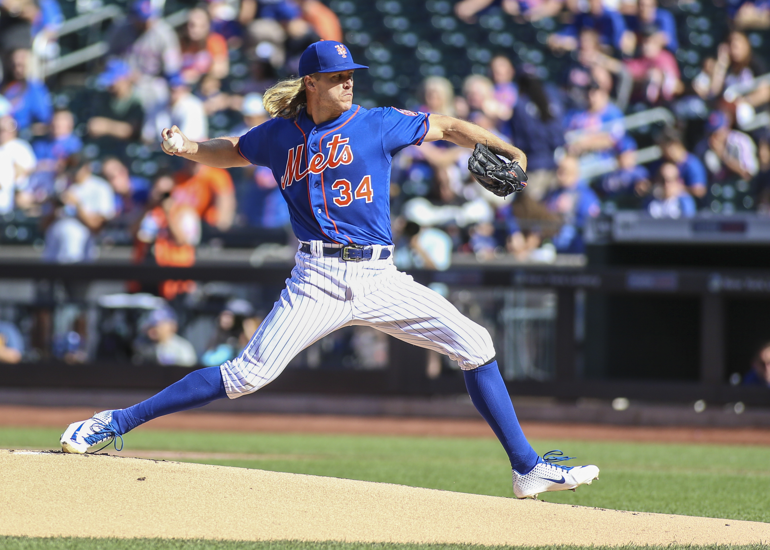 Mike's Mets Player Review Series: Noah Syndergaard