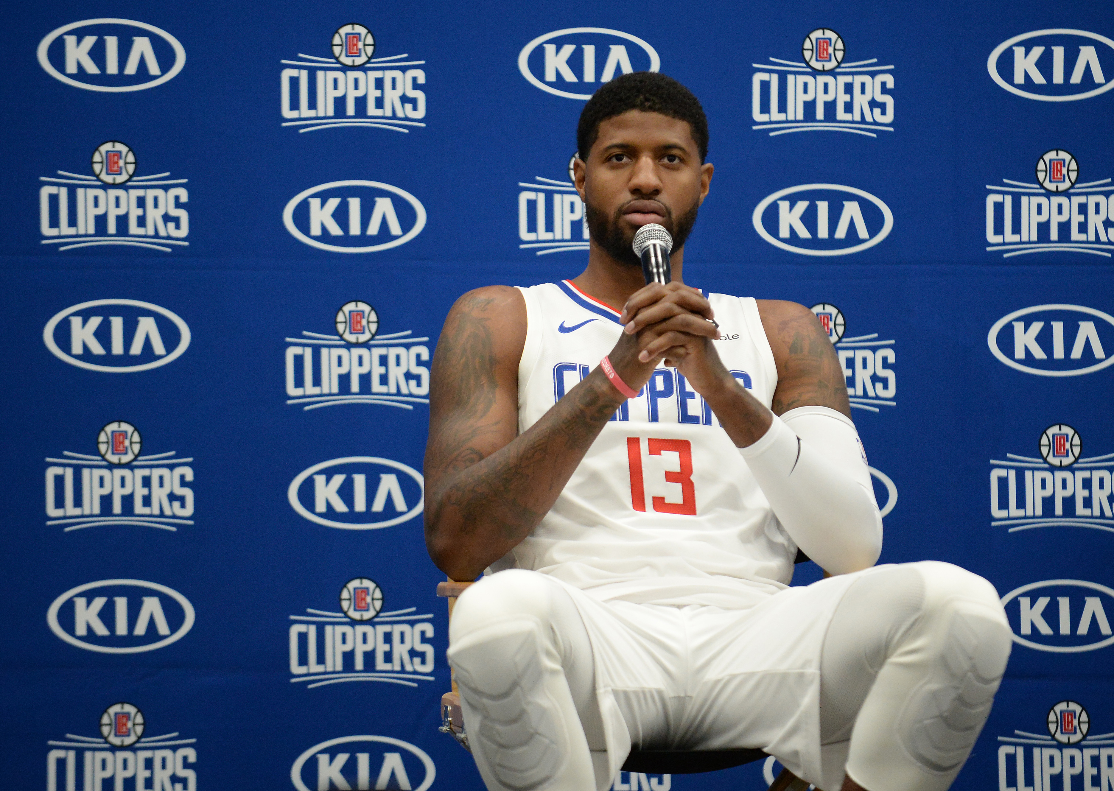 Paul George set to make Clippers debut on Thursday against Pelicans