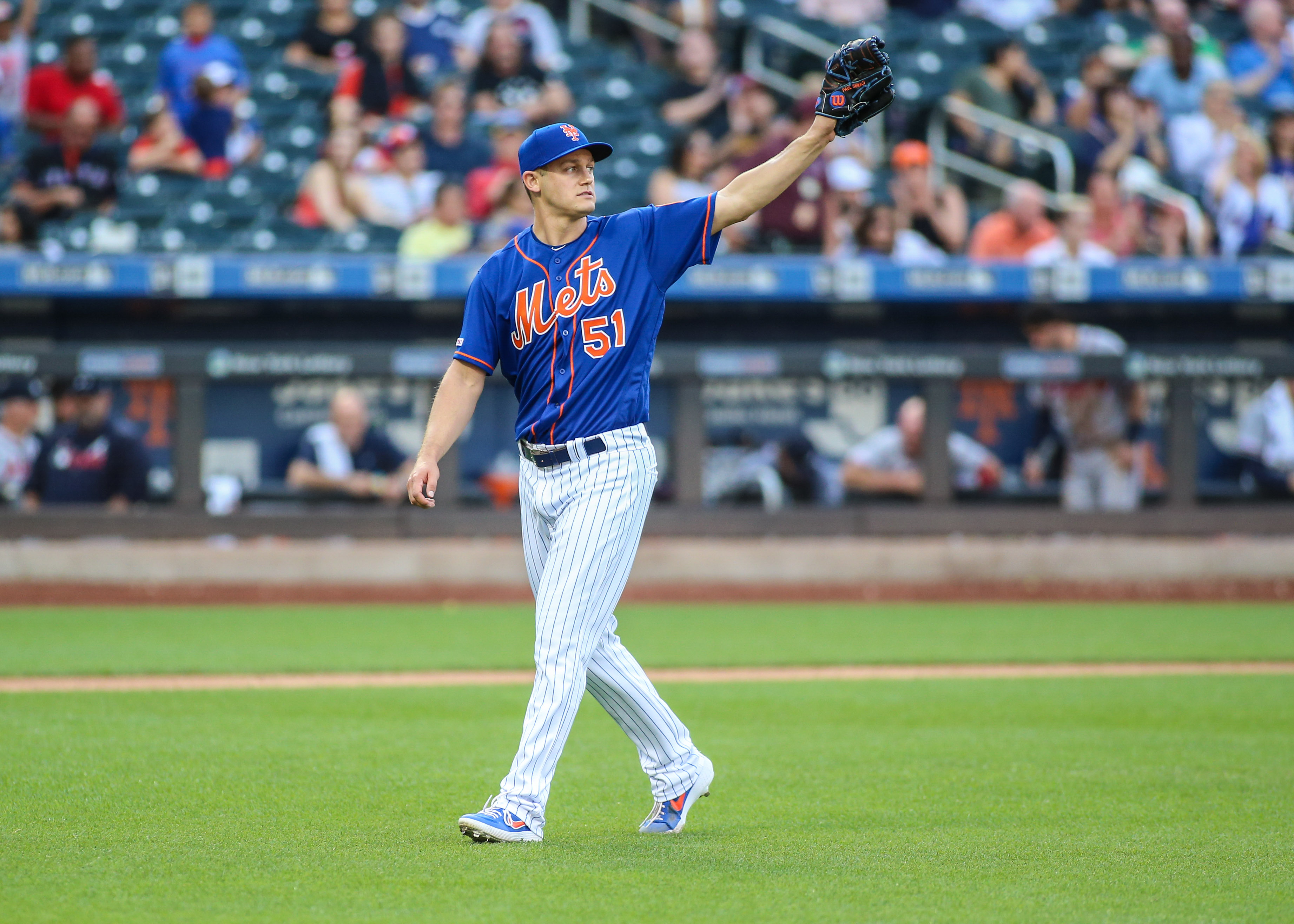 Mike's Mets Player Review Series: Paul Sewald