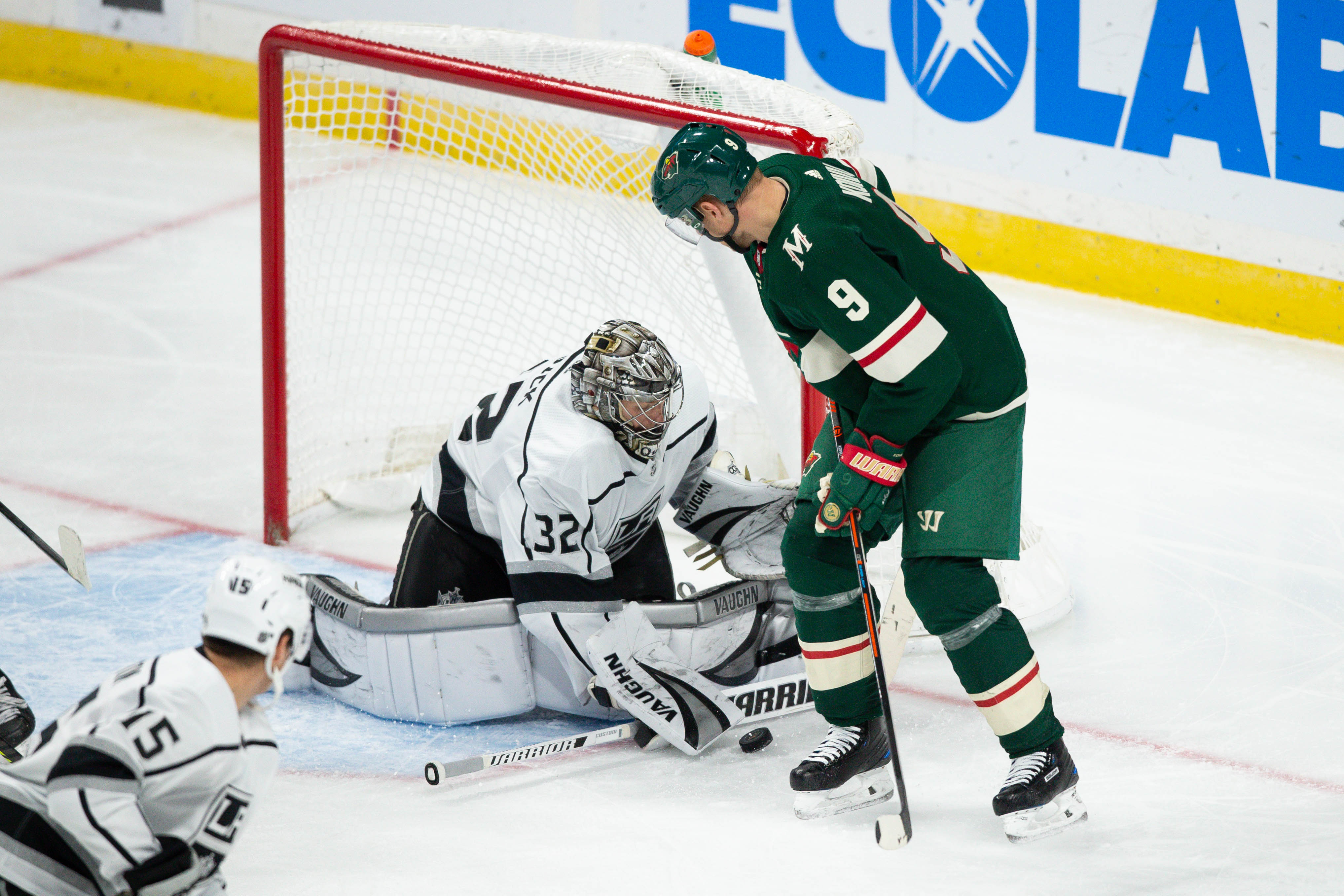 Game Preview: Minnesota Wild vs. Los Angeles Kings 11/12/19 @ 9:30PM CST at Staples Center