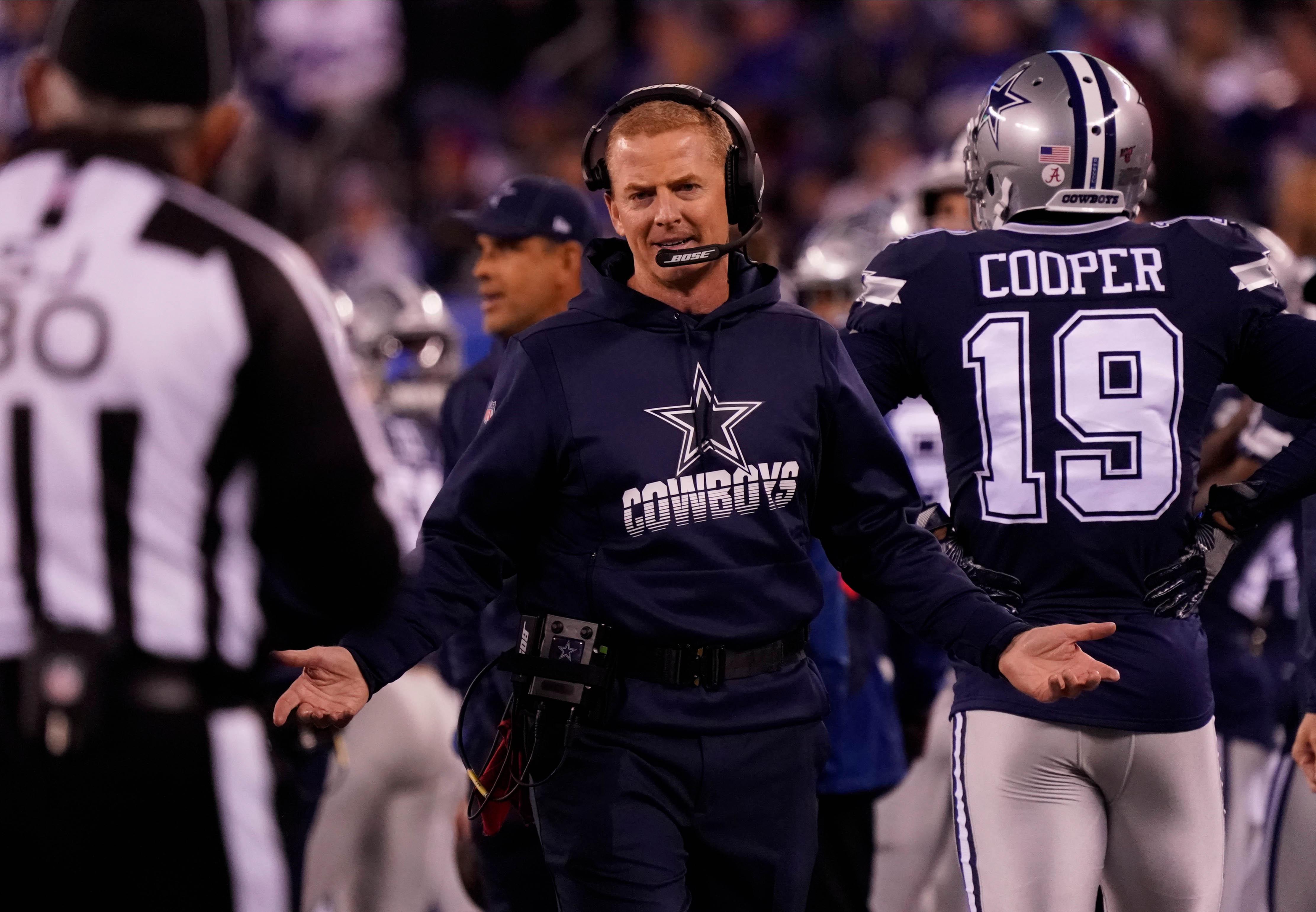 Cowboys rumors indicate Jason Garrett must make playoffs, more to save job