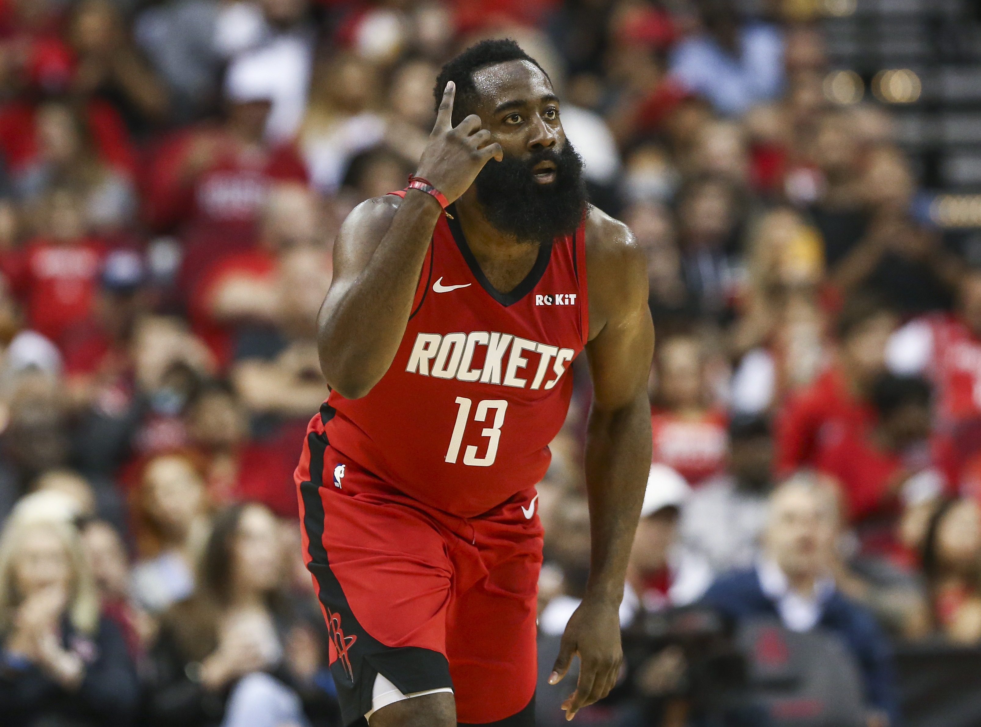 Look: Chart shows James Harden struggles in strip club-heavy cities on road