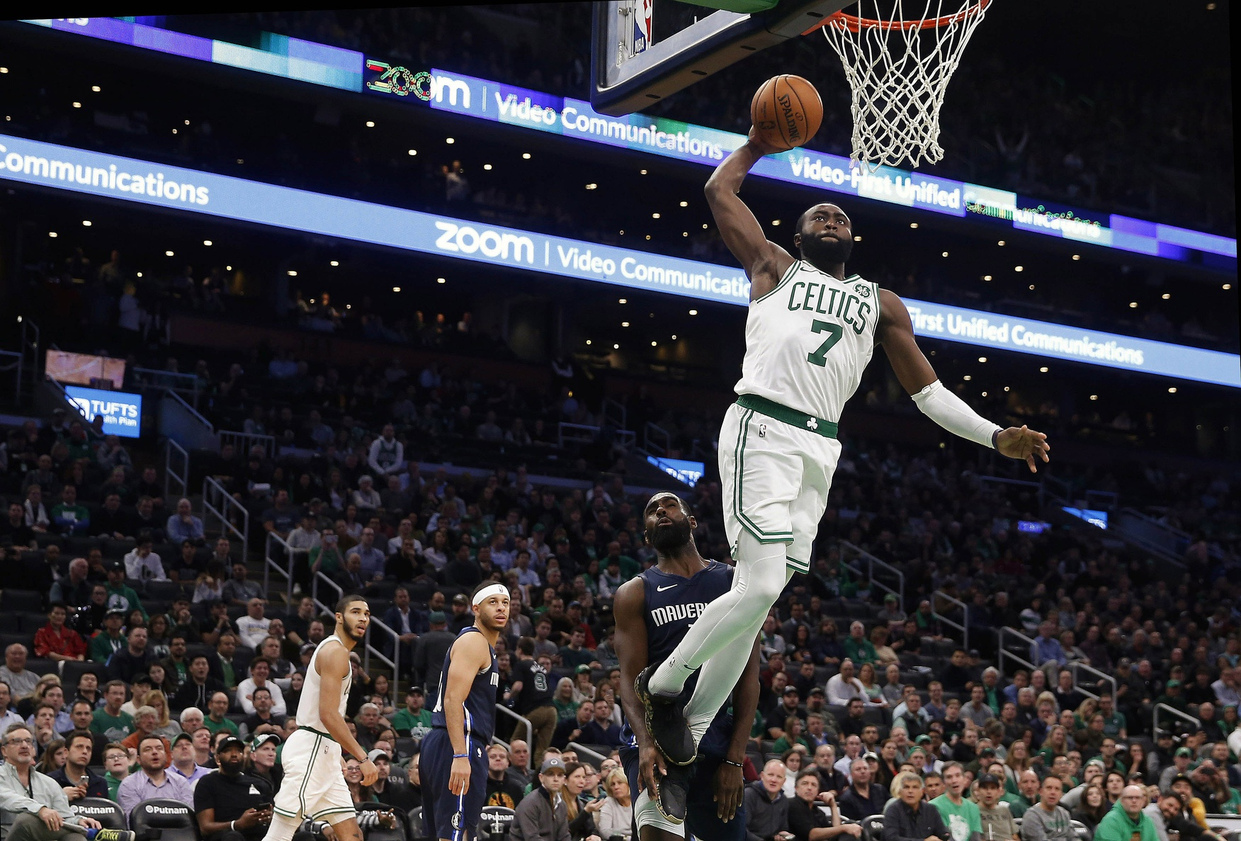 5 rational thoughts about the Celtics thrilling win over Dallas
