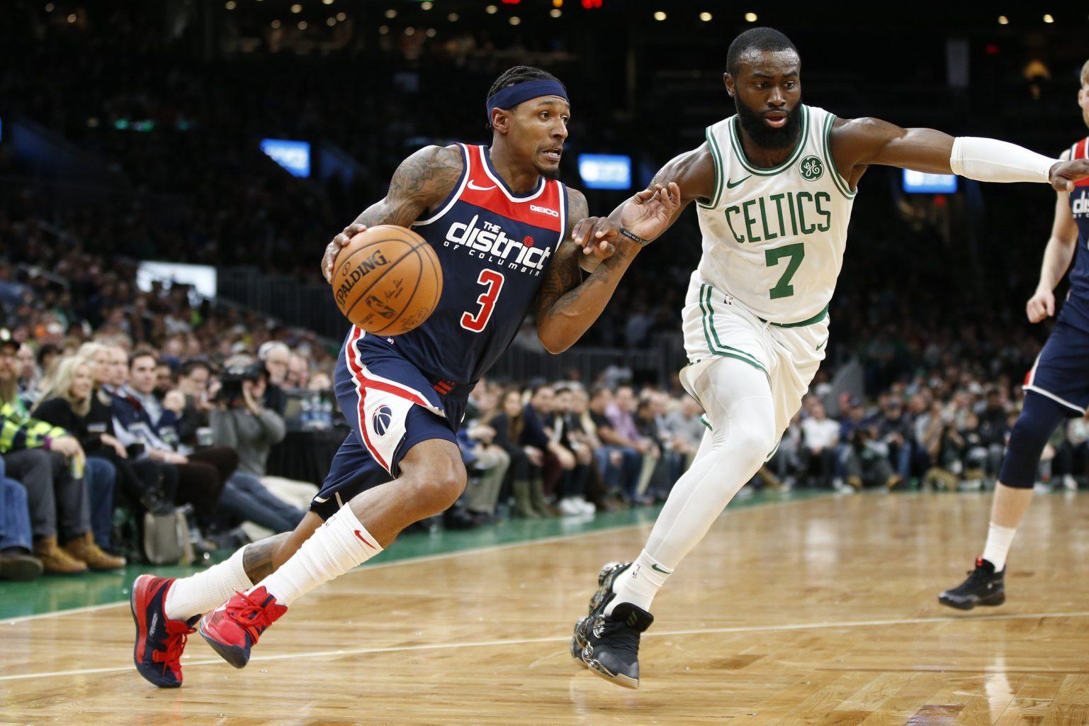Rapid Recap: Celtics make it through Wizards shootout for 9th straight W