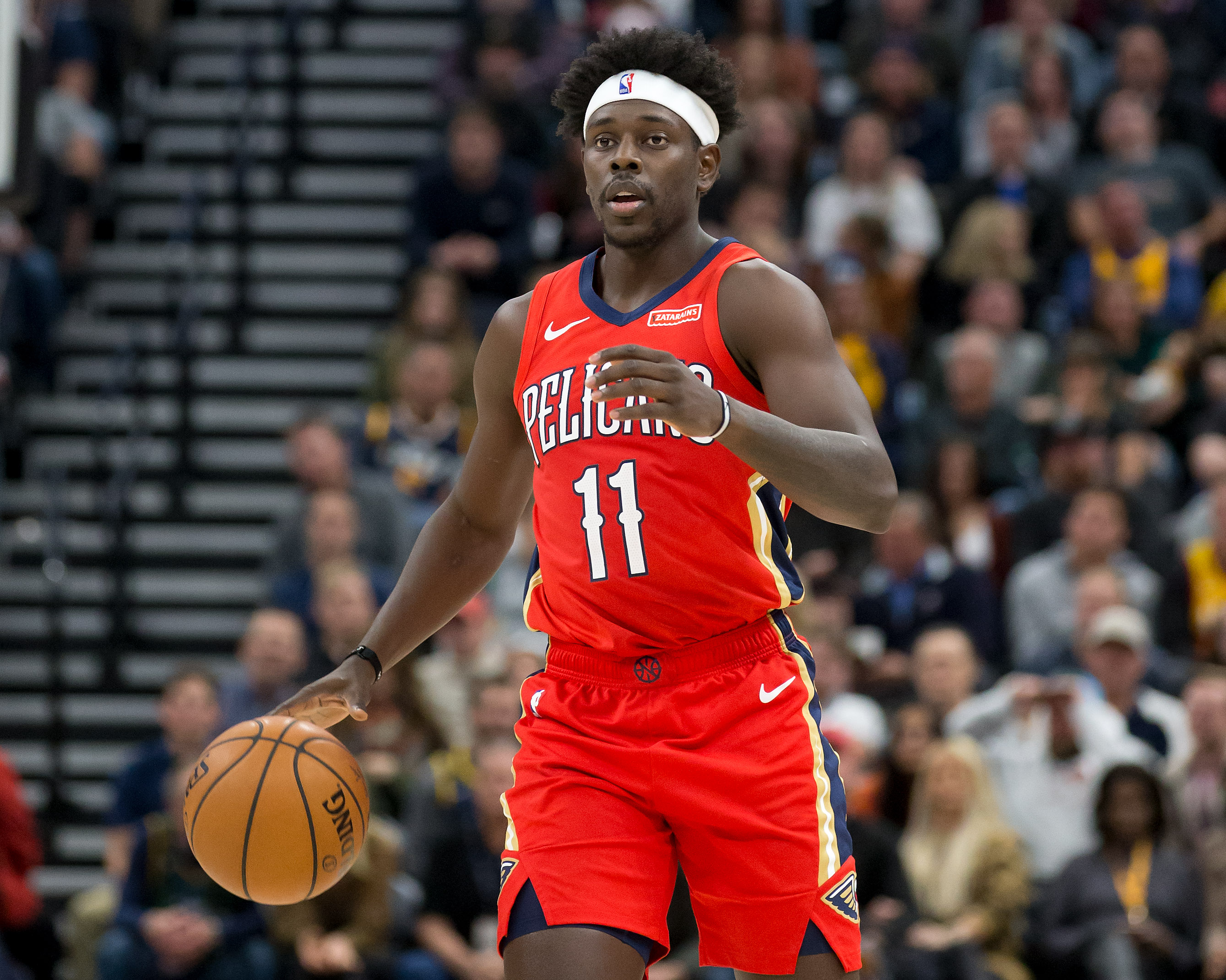 Pelicans Discussing Trade Talks Involving Jrue Holiday