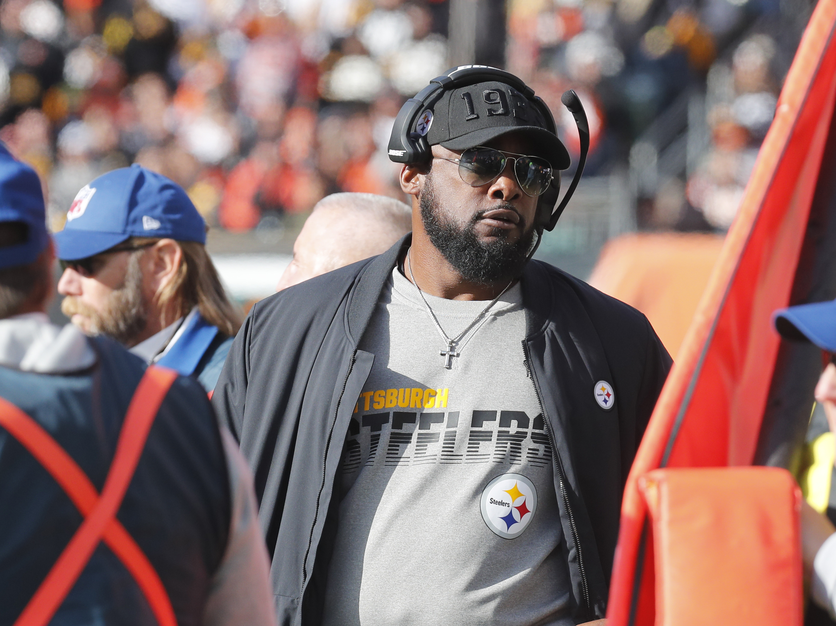 Mike Tomlin addresses reasons for Steelers' offensive woes