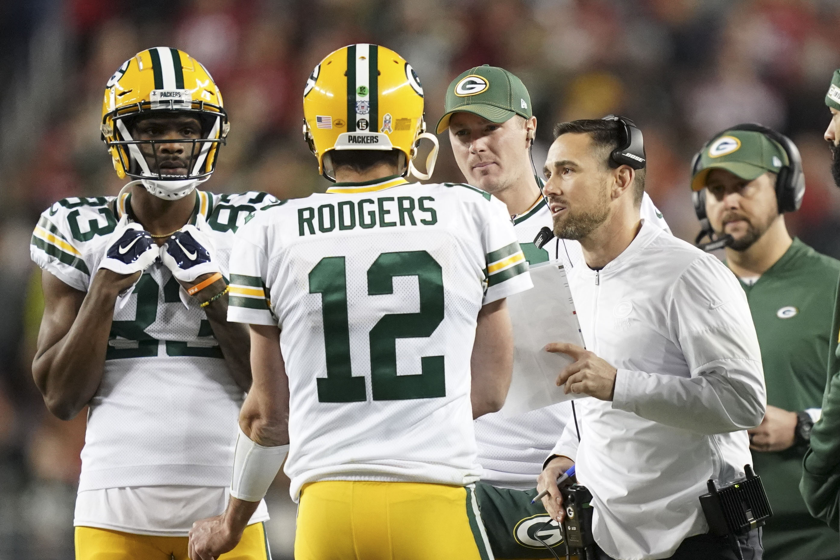LaFleur, Packers Facing Moment of Truth