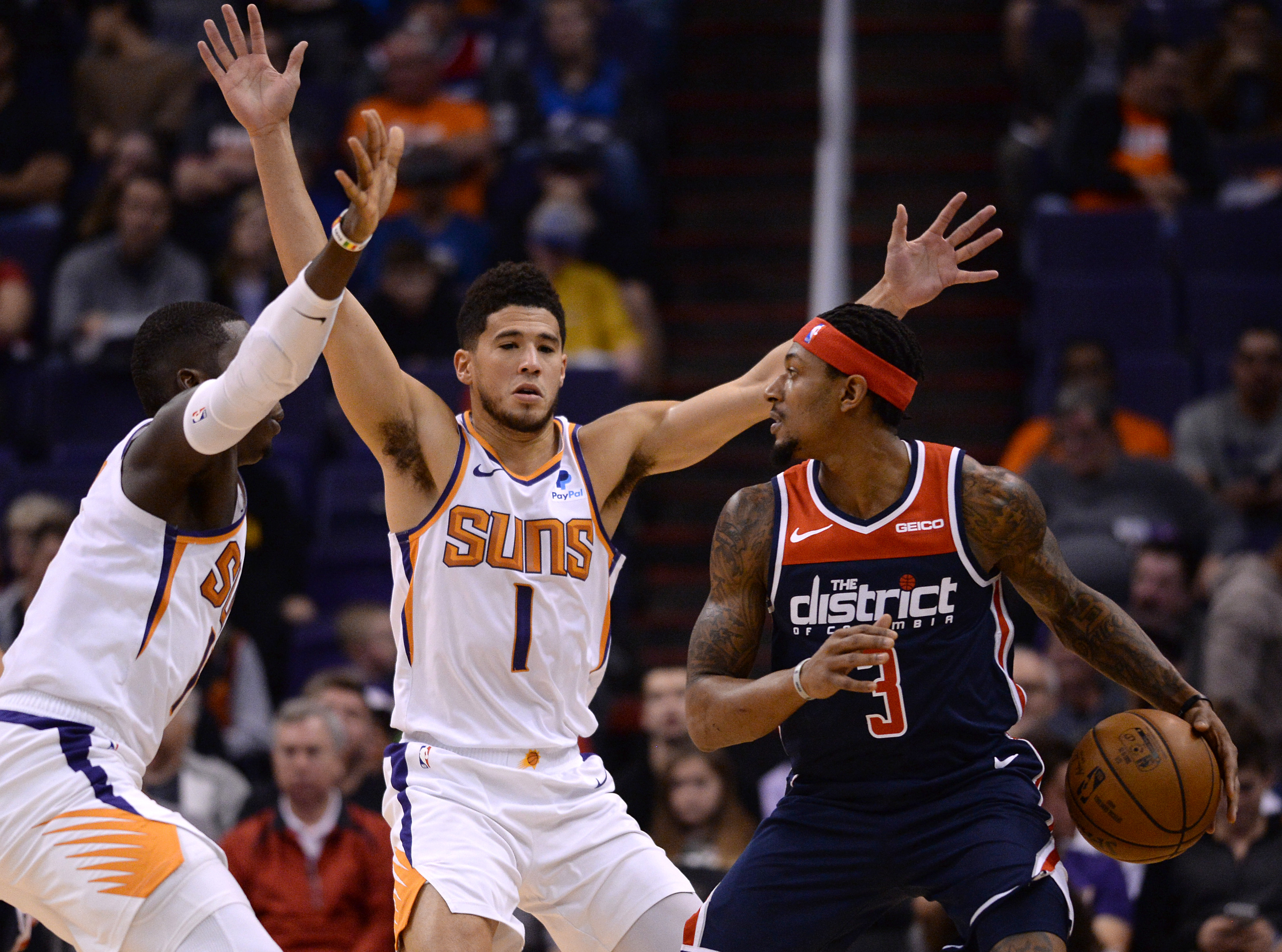 Suns coaching staff sends a message about losing skid with Thanksgiving practice