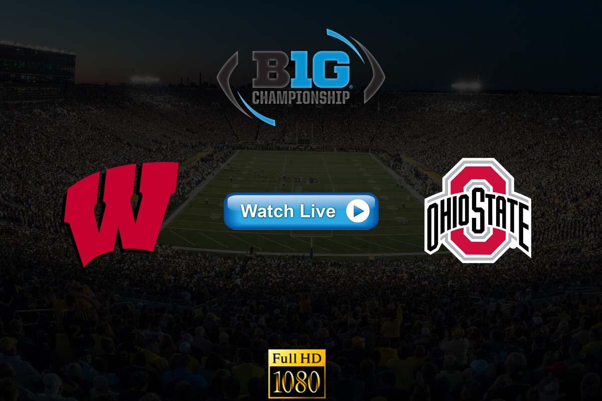 Wisconsin vs Ohio State live streaming Reddit