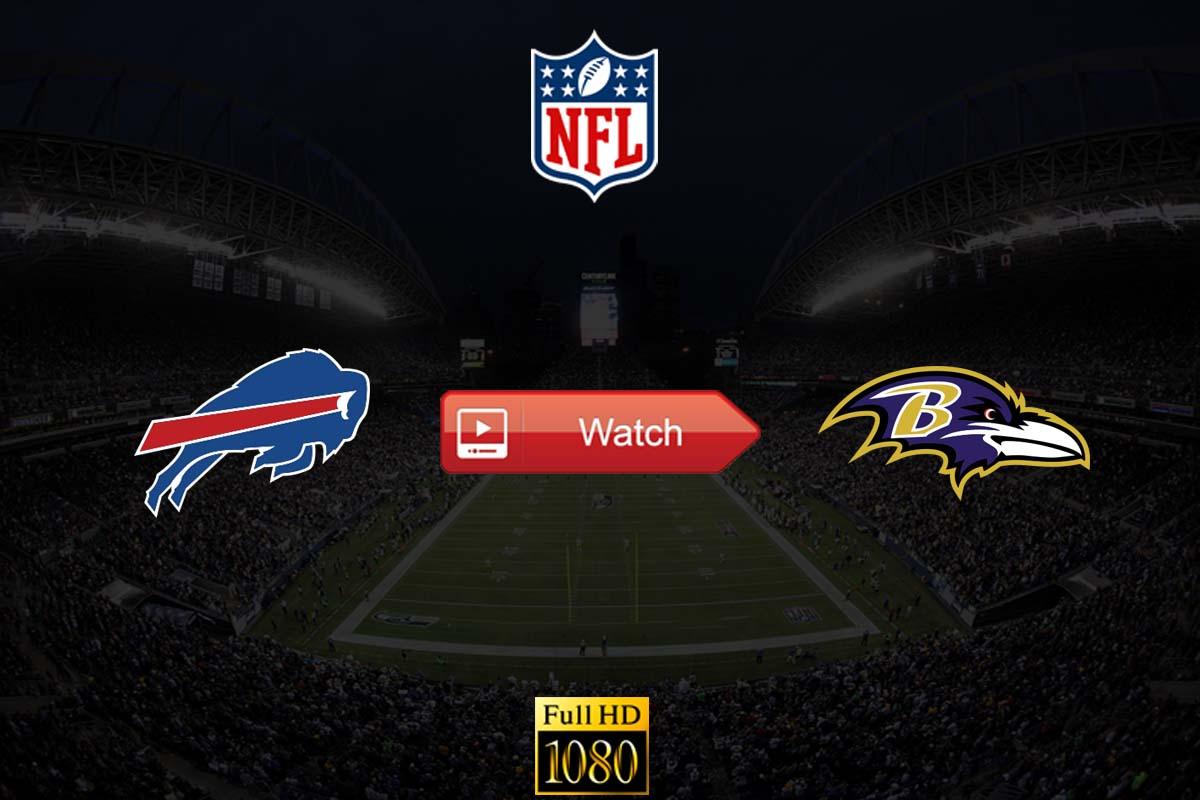 Bills vs Ravens live stream reddit