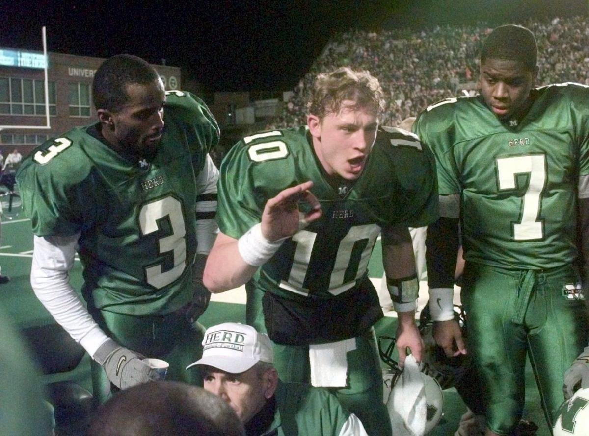 20-Year Anniversary: Undefeated Marshall Rallies From 23 Down to Win MAC Championship