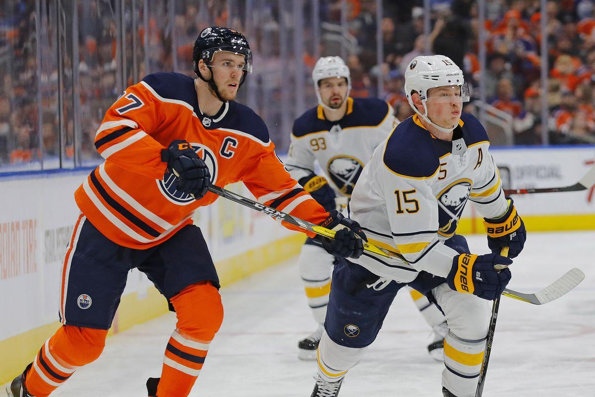 Oilers Gameday: Vs. Sabres