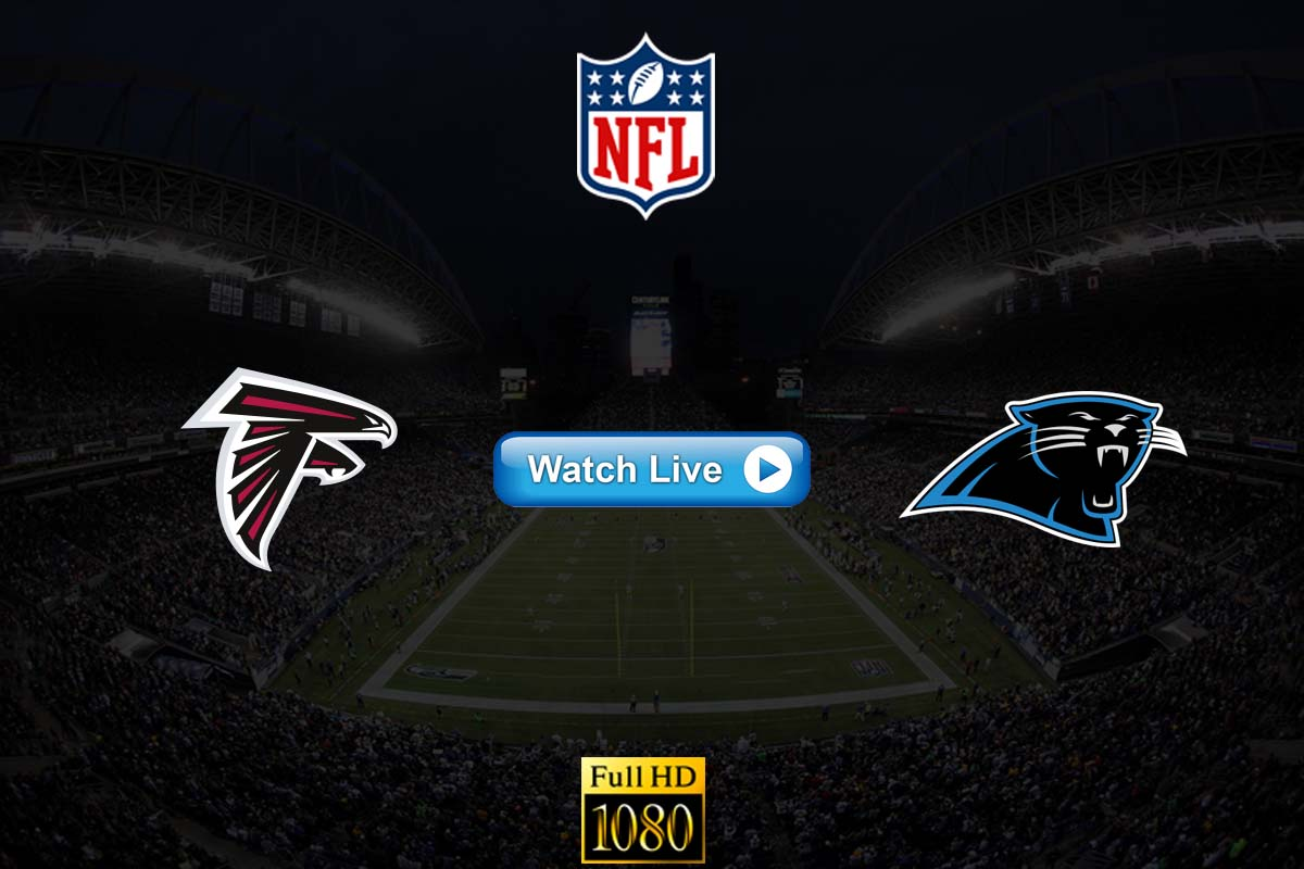 Falcons vs Panthers live streaming Reddit