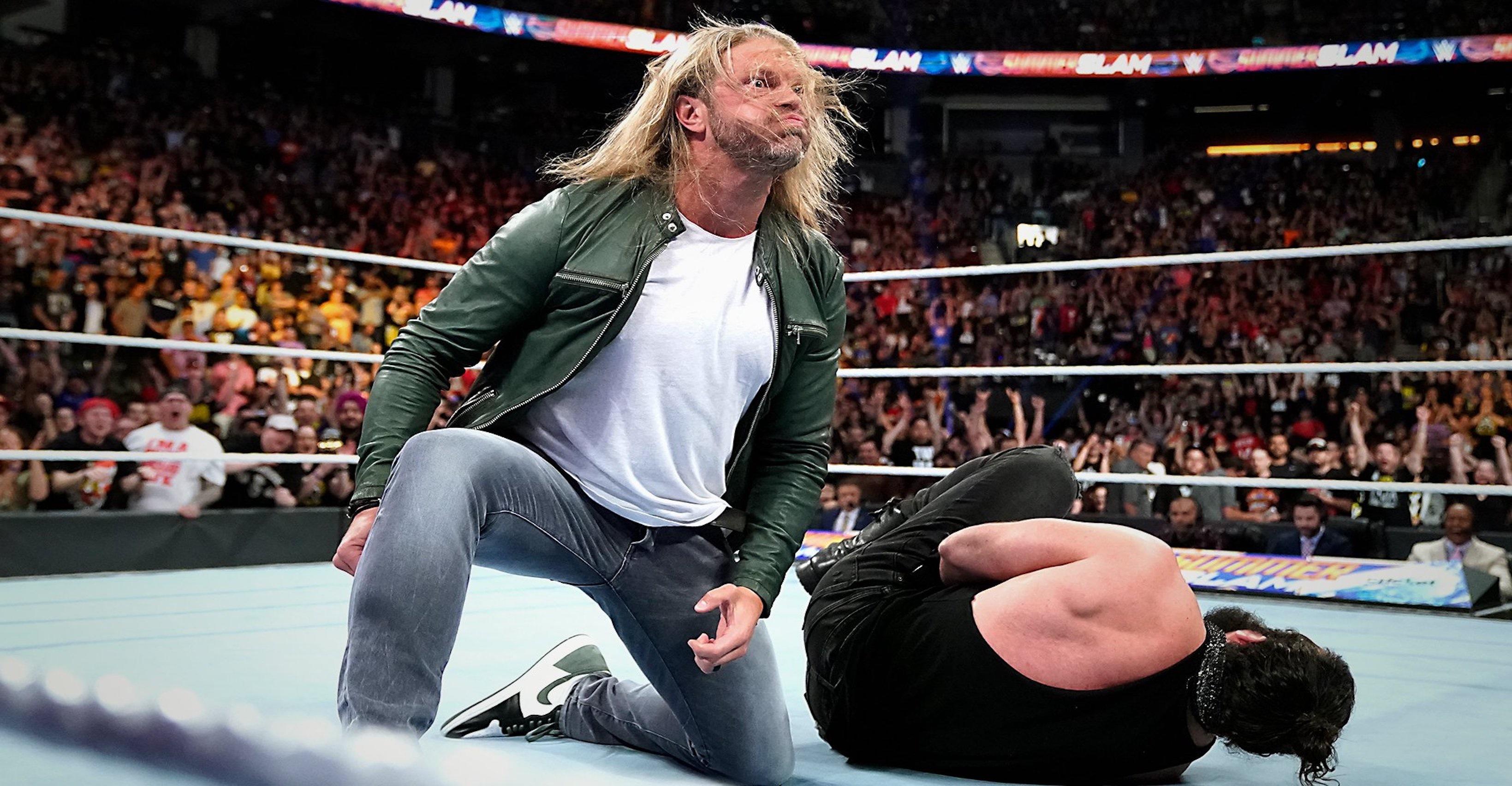 Edge Makes Definitive Statement Regarding WWE Future?