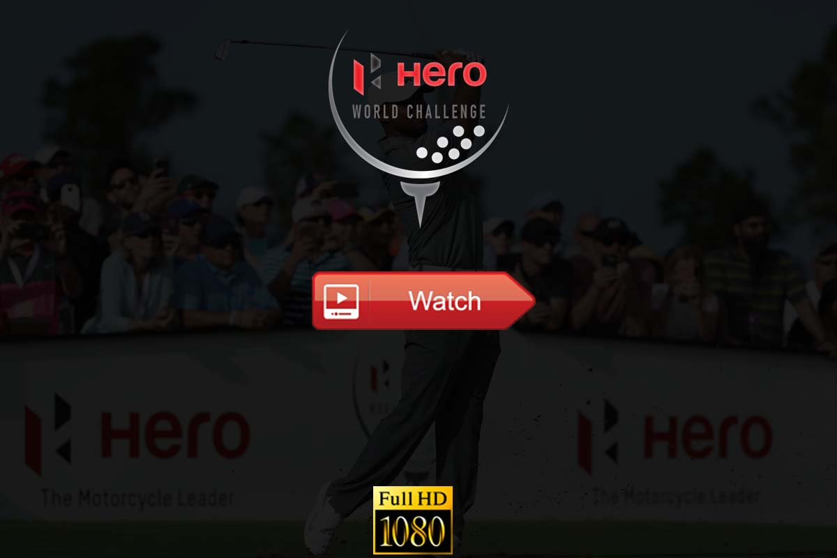 Hero World Challenge Golf Live Stream