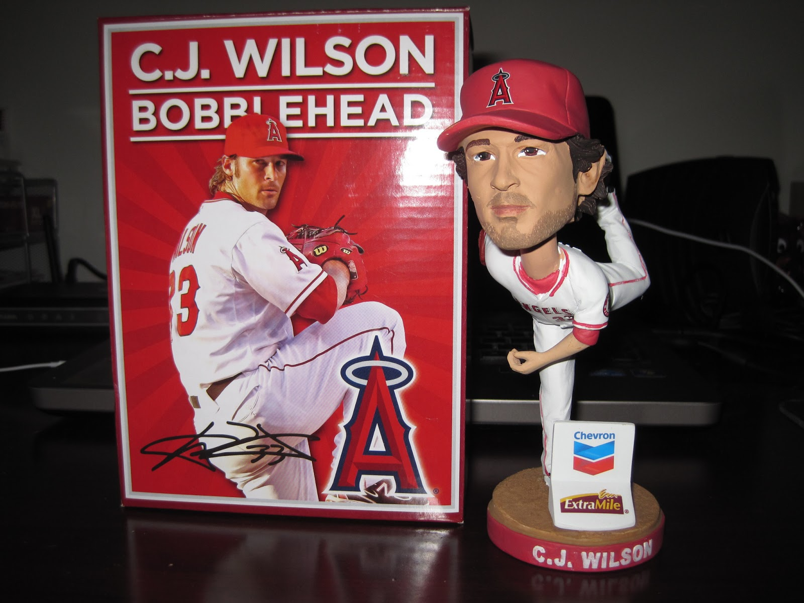 Angels Legends So Popular They've Earned Their Own Bobbleheads
