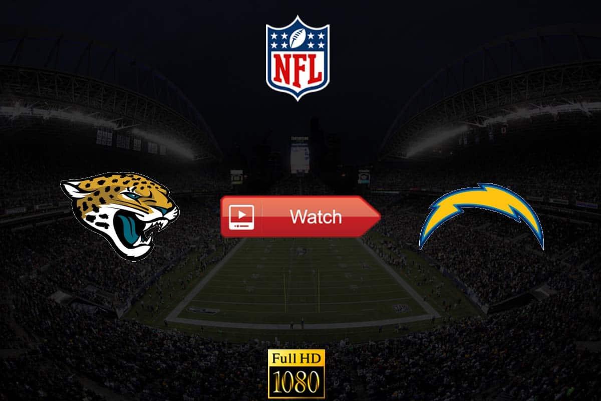 Jaguars vs Chargers live stream Reddit